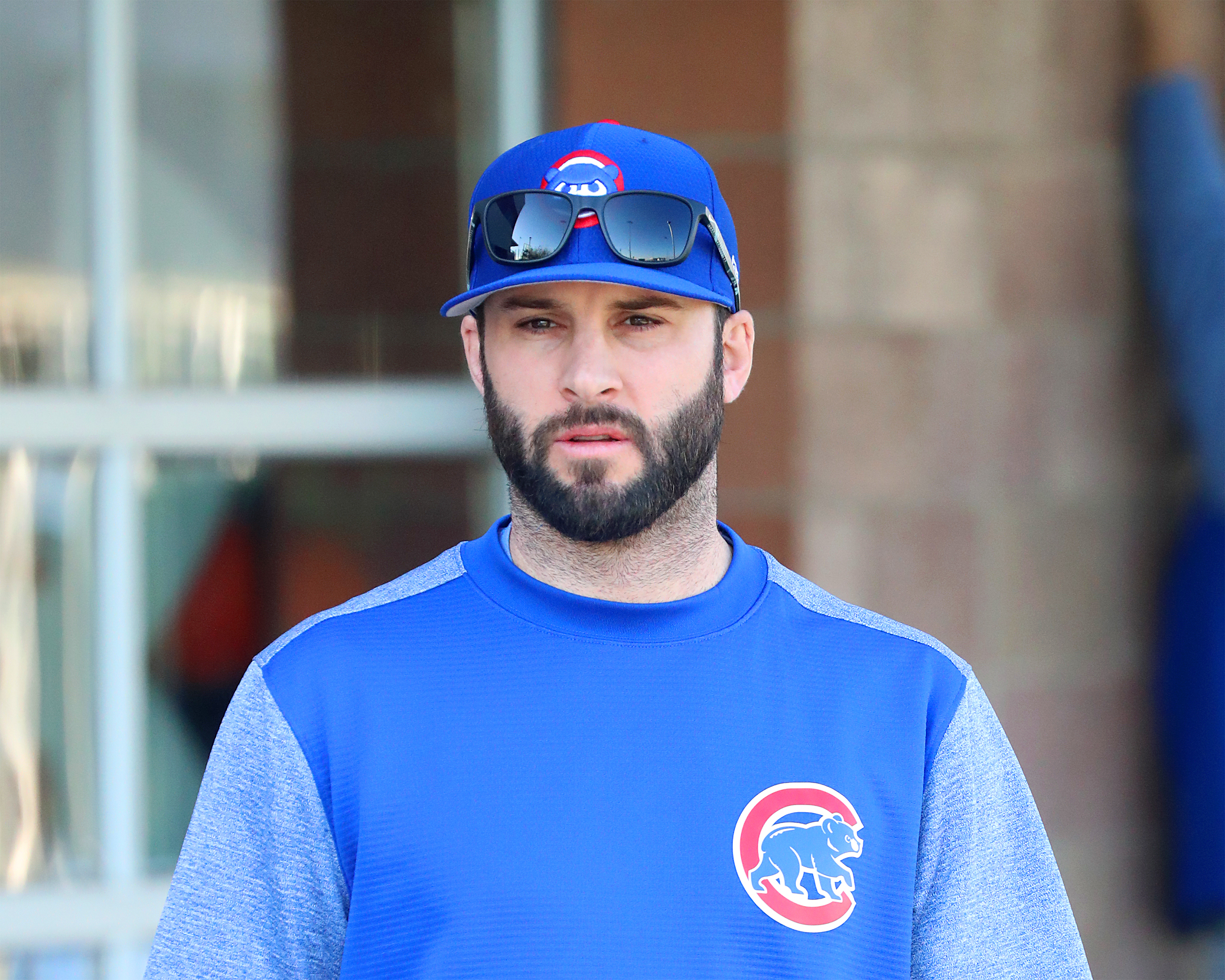 """I don't believe Brandon [Morrow) would sign with anyone else until the Cubs decide what they want to do,"" Morrow's agent, Joel Wolfe, said."
