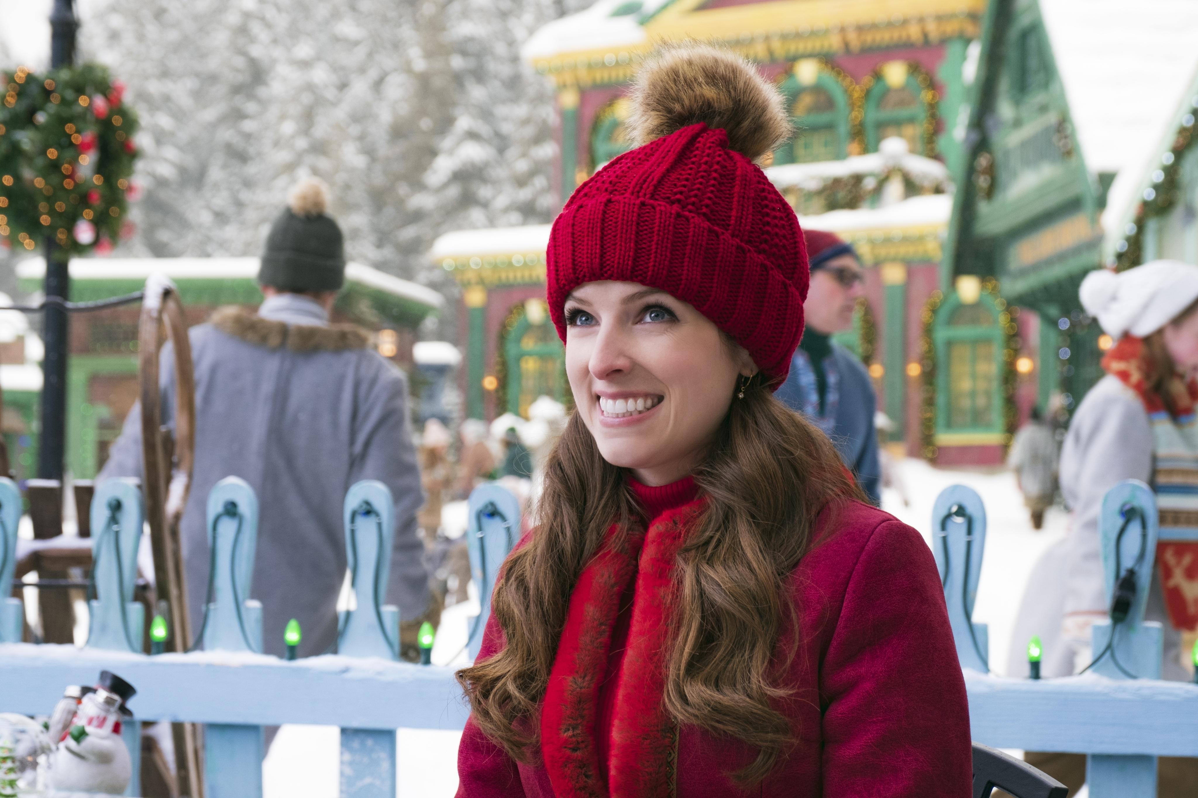 The best part of the Disney Plus movie Noelle verges into Black Mirror territory