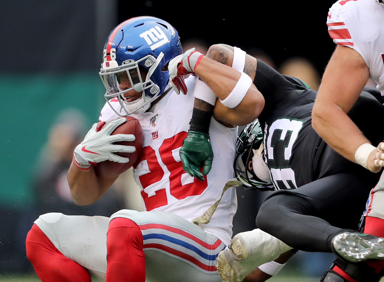 New York Giants vNew York Jets