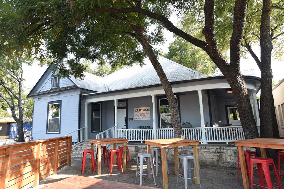 Craftsman is being turned into a new bar called High Noon