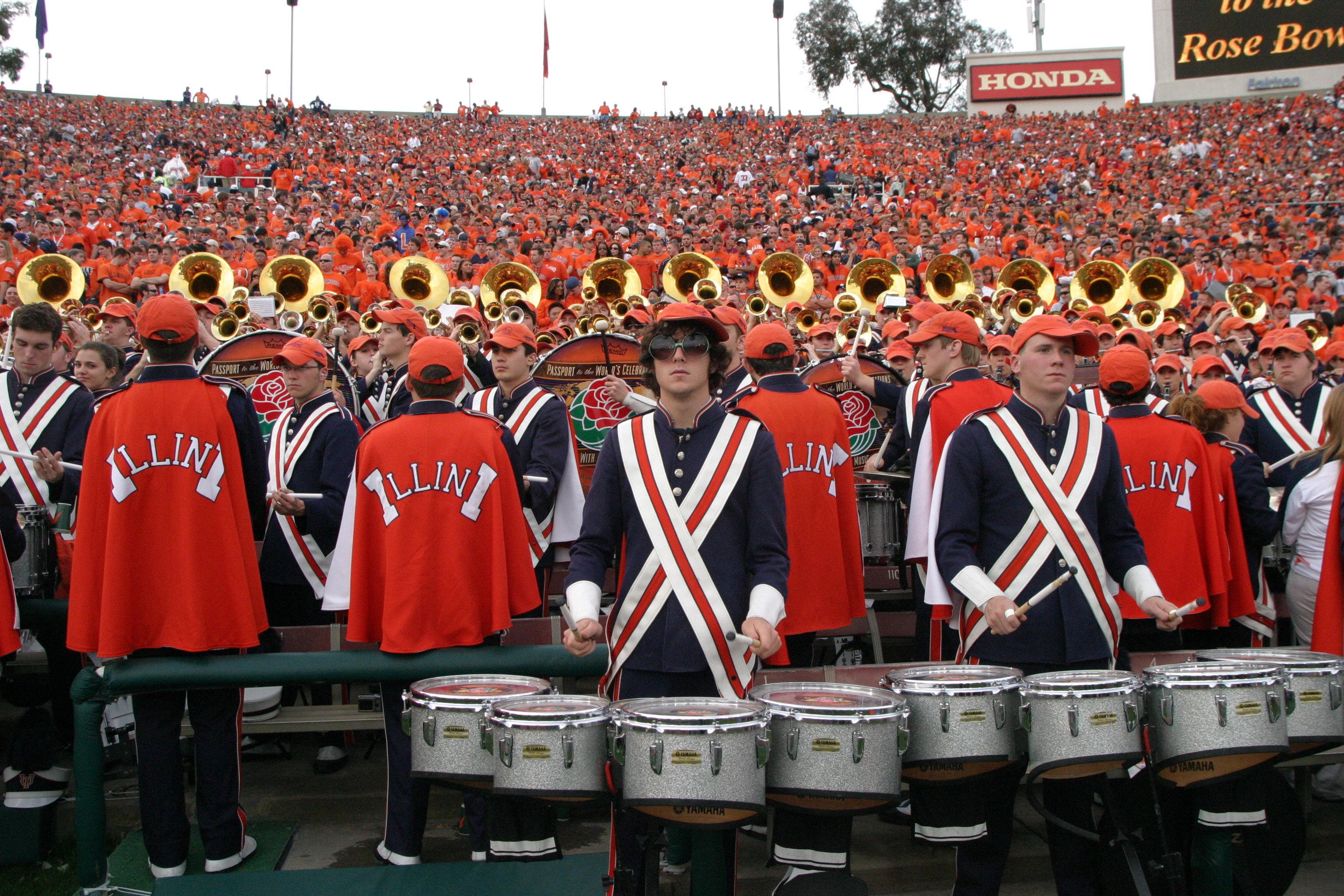 Football - NCAA Rose Bowl - Illinois vs. USC