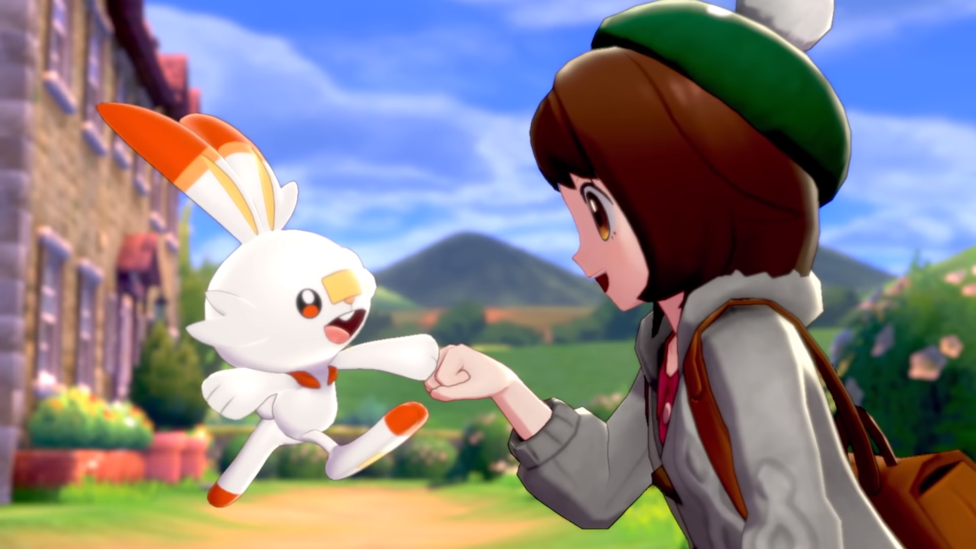 Pokémon Sword and Shield open up the world enough to spark wonder