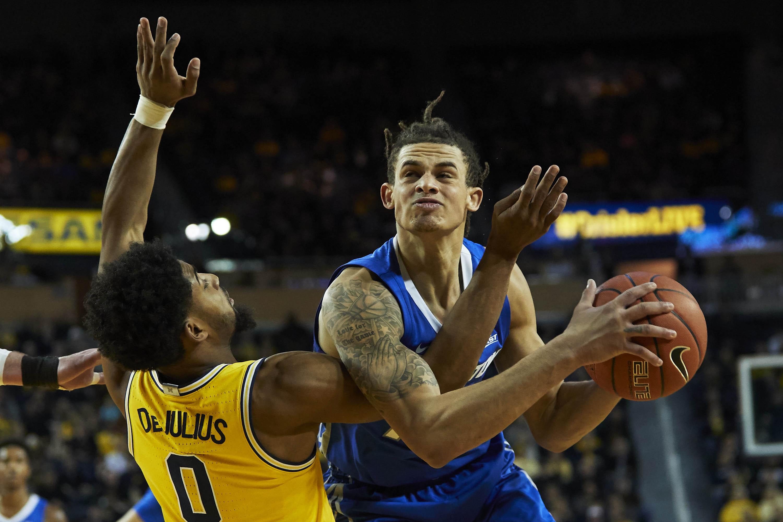 NCAA Basketball: Creighton at Michigan