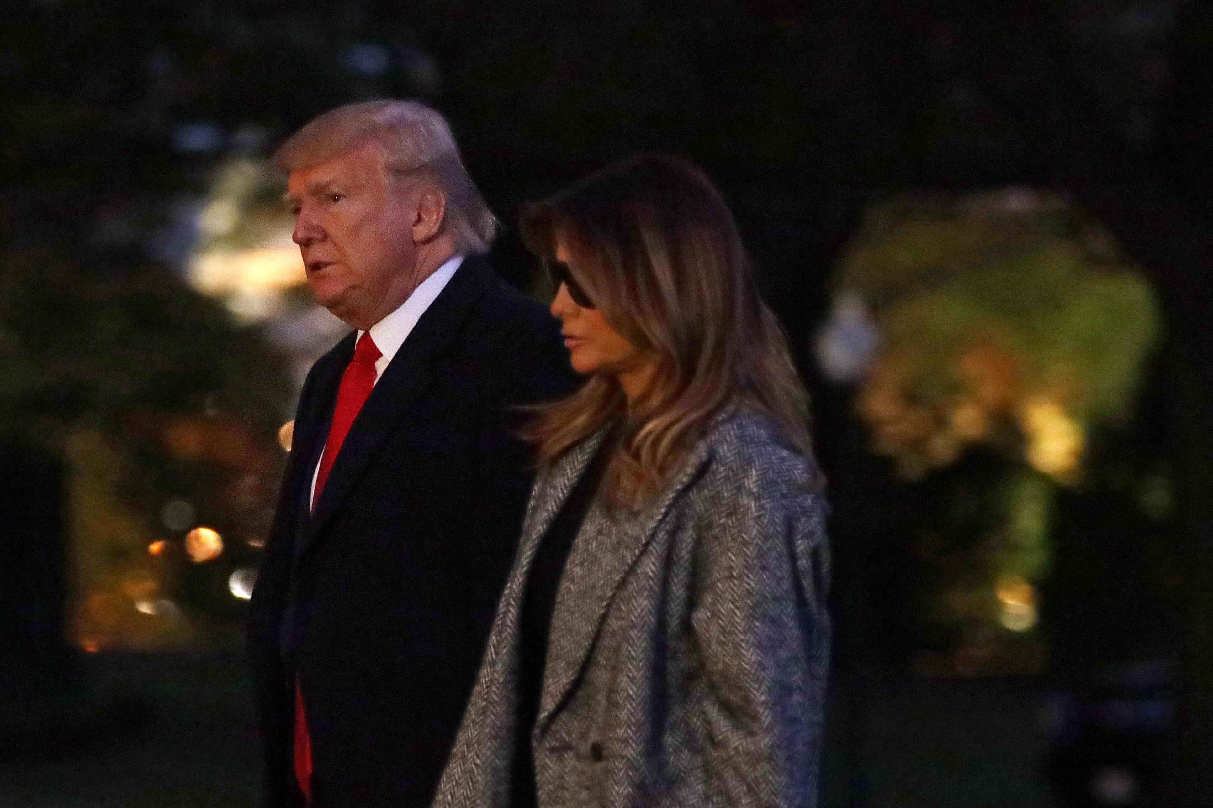 Trump prepared for impeachment hearings with an epic Fox News binge