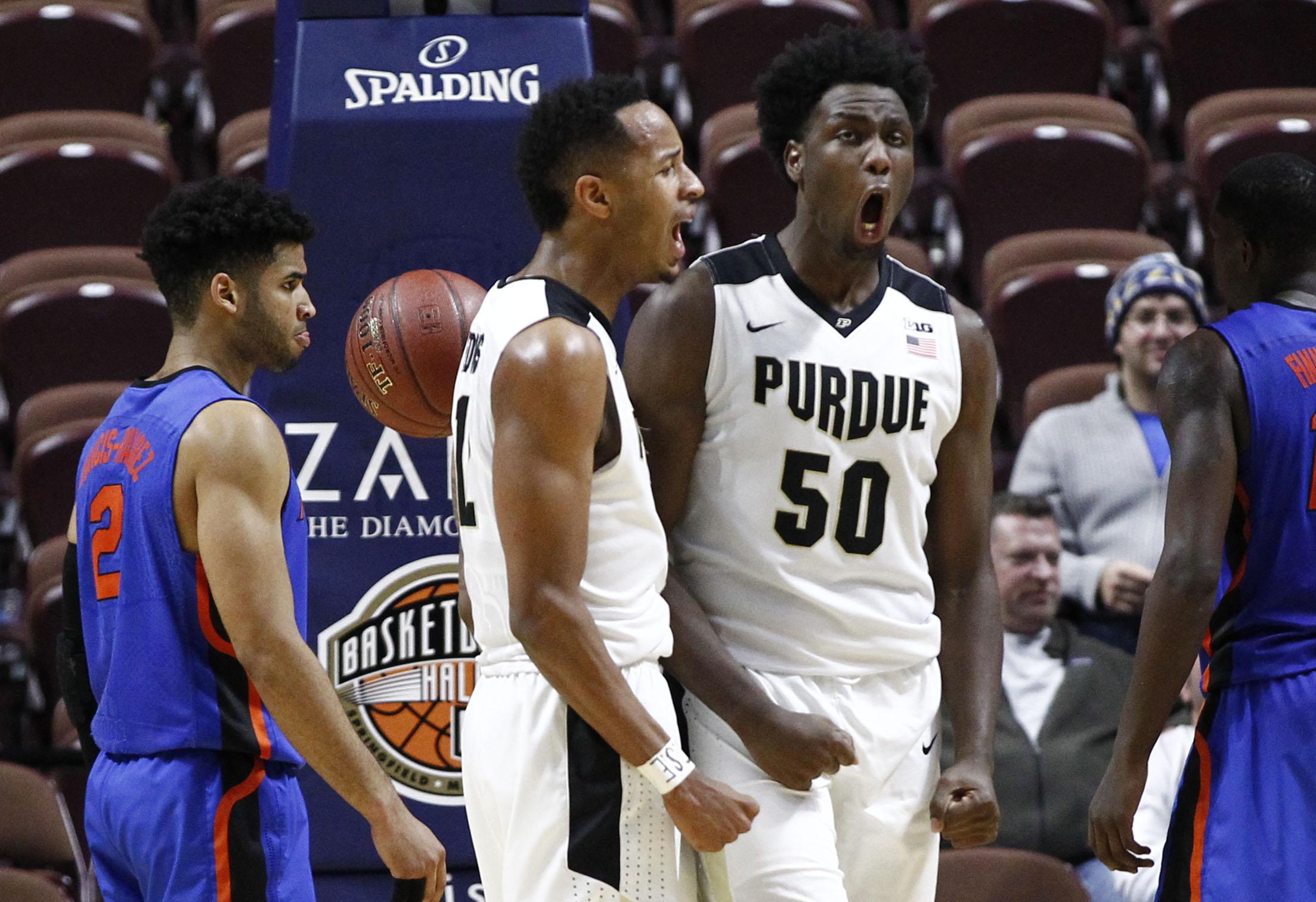 NCAA Basketball: Hall of Fame Tip Off-Florida vs Purdue