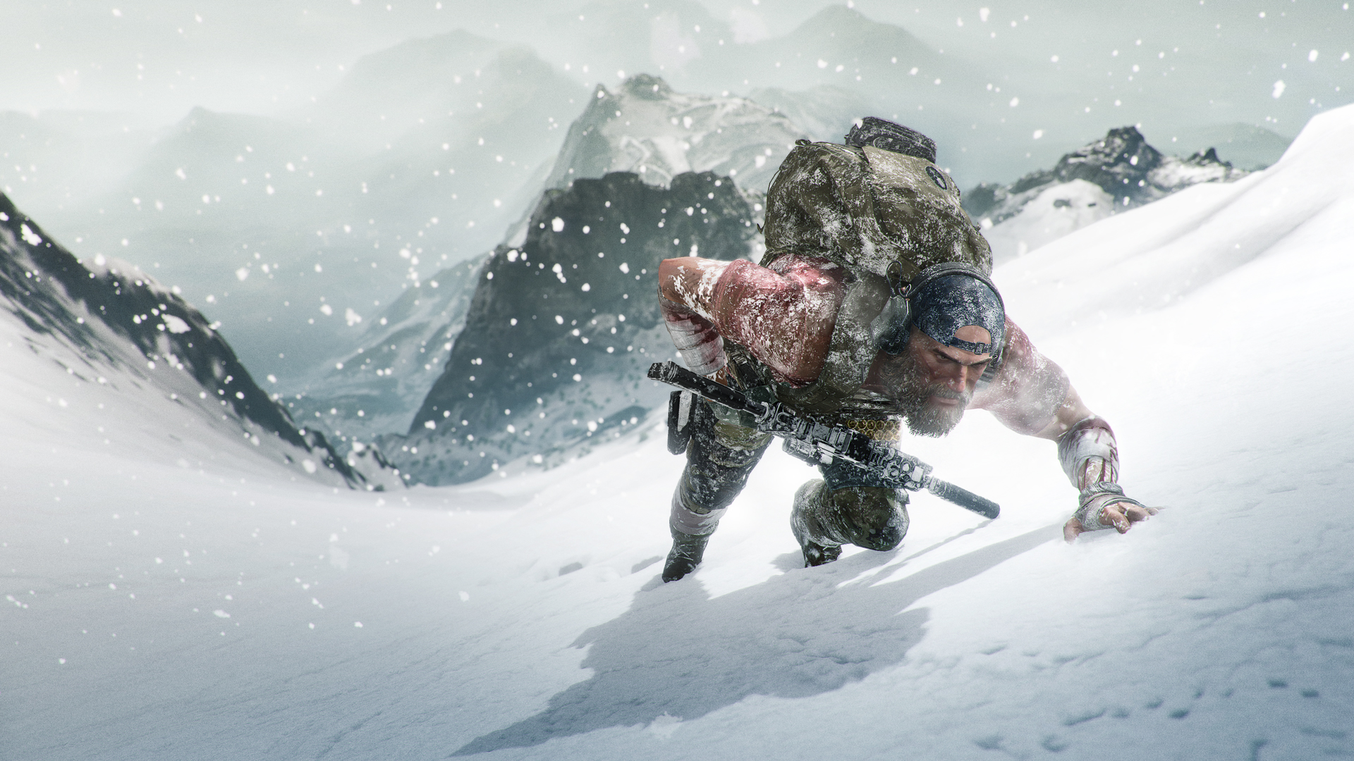 Ghost Recon Breakpoint's stamina buff undermines the game's survivalist promises