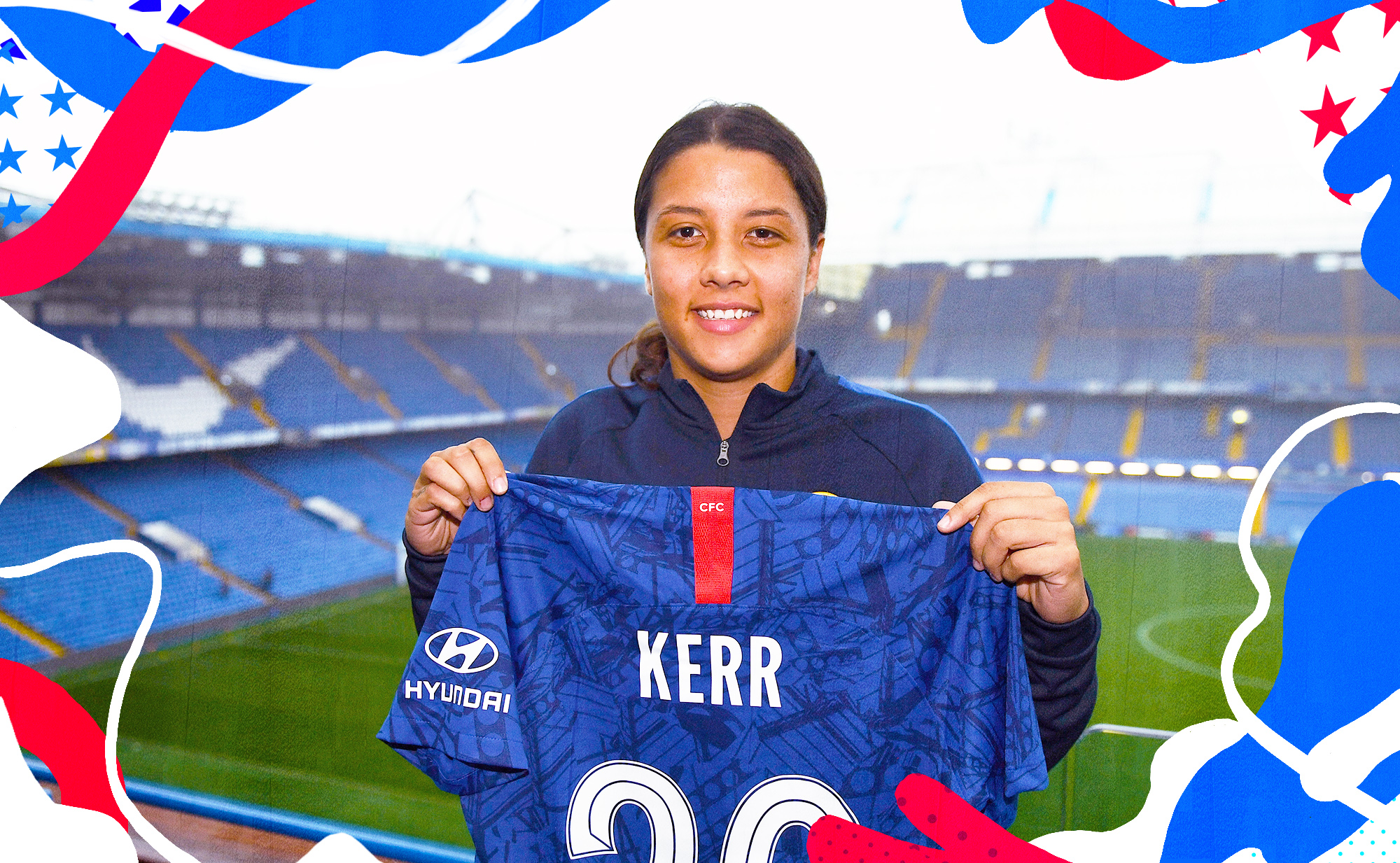 Chelsea's Sam Kerr signing could start a women's soccer arms race