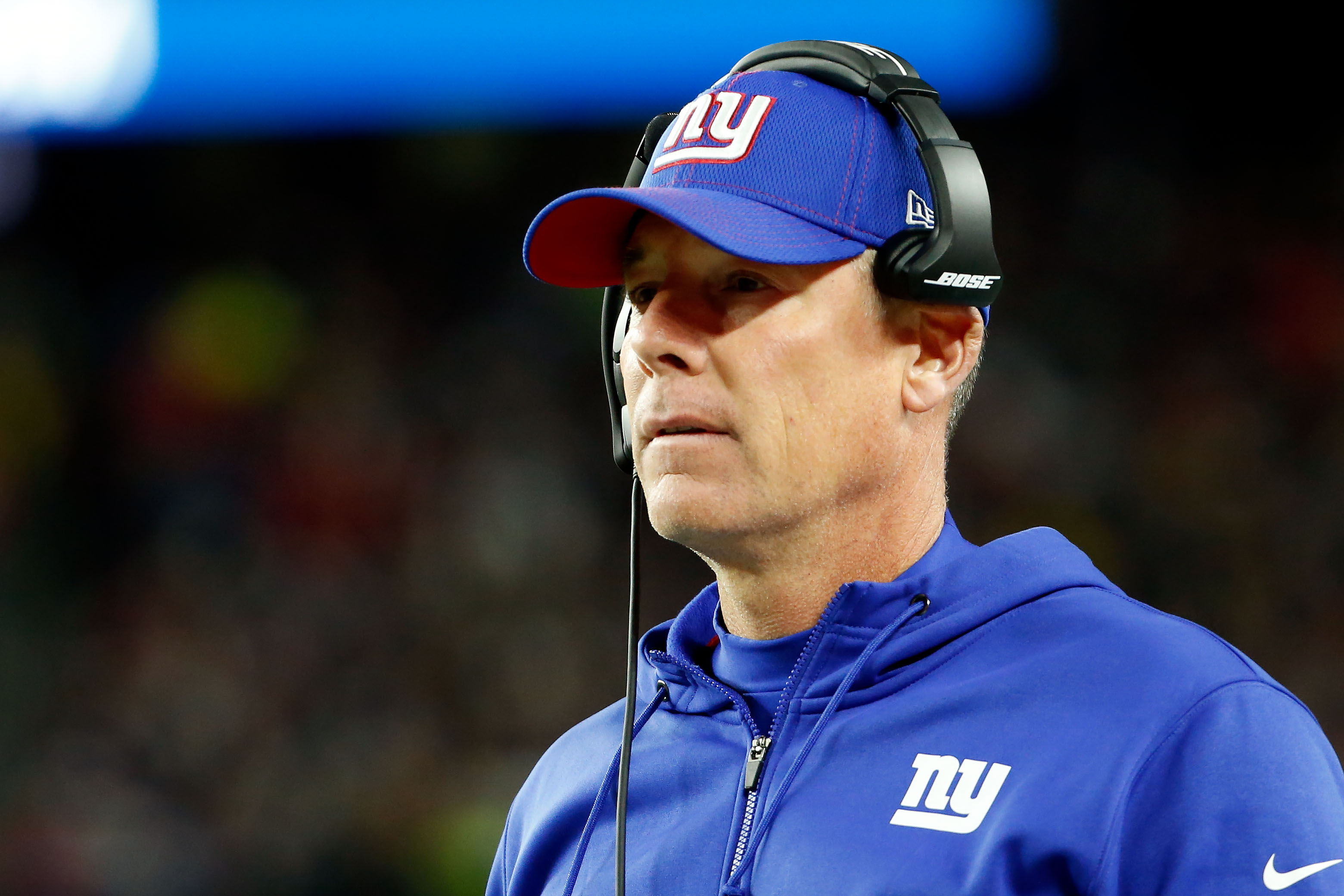 NFL: New York Giants at New England Patriots