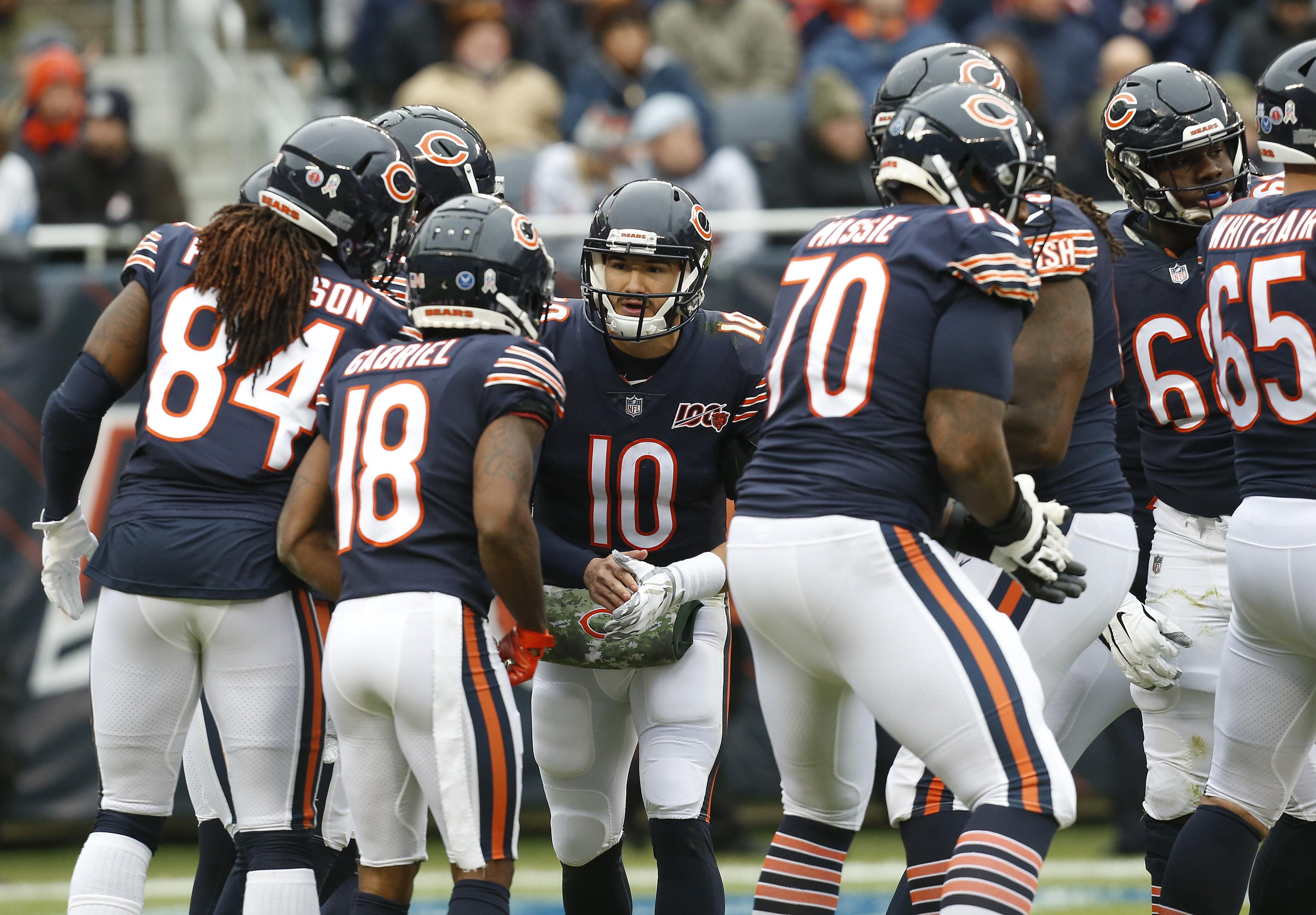 Detroit Lions vChicago Bears