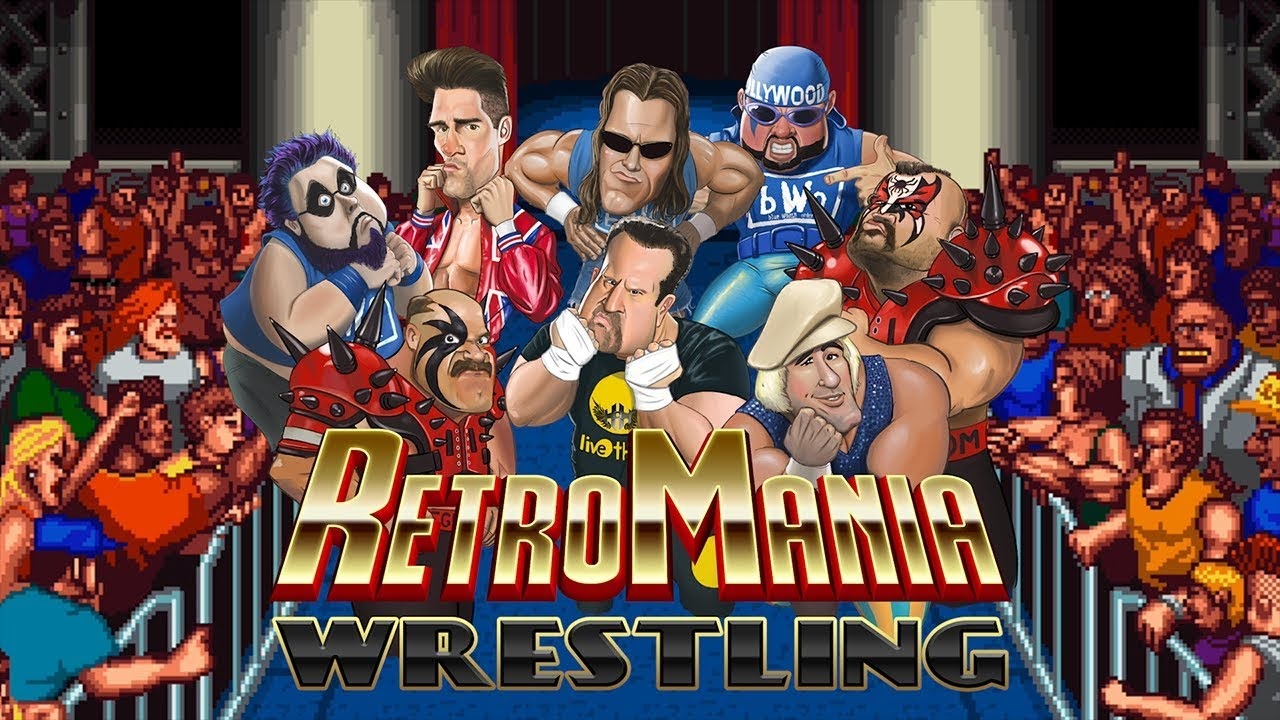 Classic WWF arcade wrestling game is getting a surprising official sequel