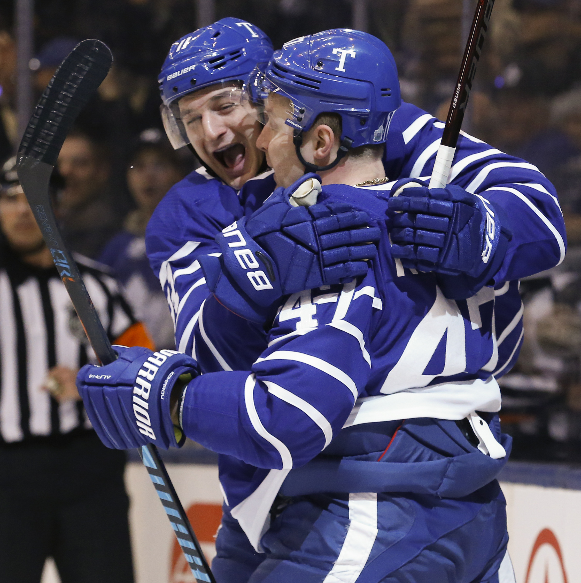 Toronto Maple Leafs VS Carolina Hurricanes