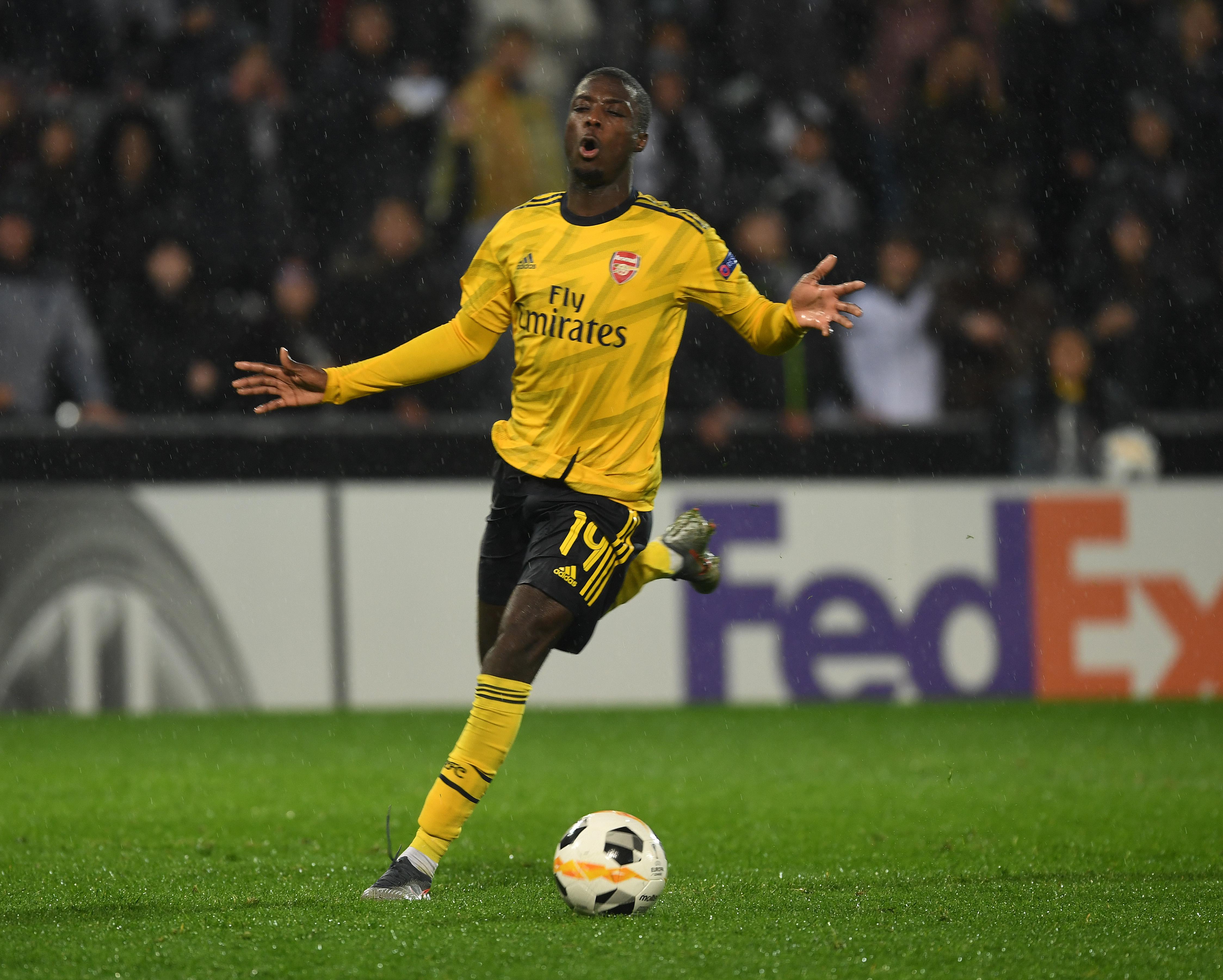 Vitoria Guimaraes v Arsenal FC: Group F - UEFA Europa League