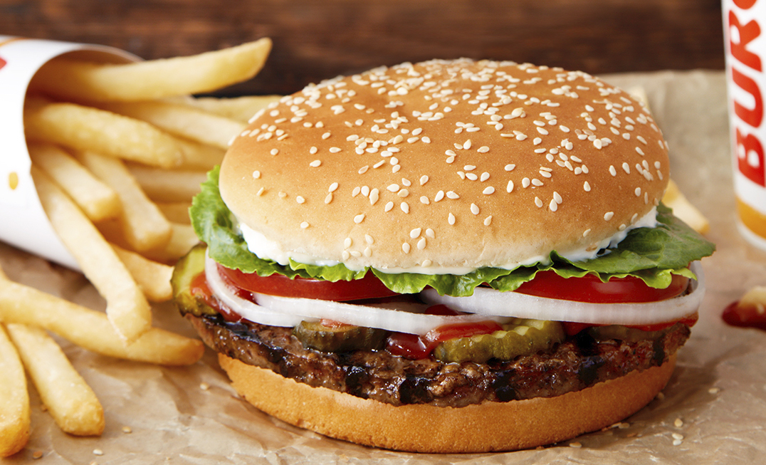 Burger King's New Rebel Whopper Is Kind of Vegan If You Squint At It