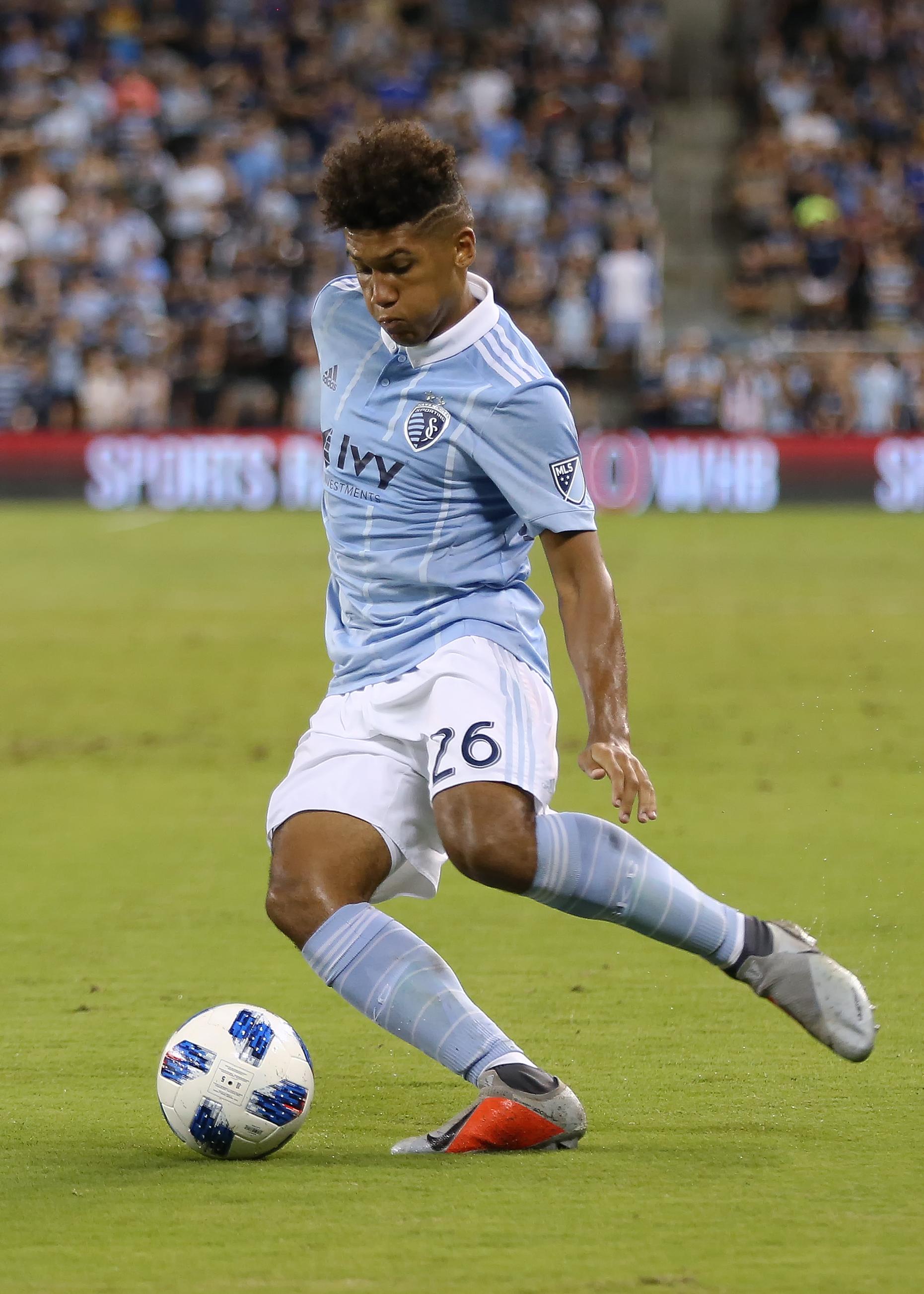 SOCCER: JUL 28 MLS - FC Dallas at Sporting Kansas City