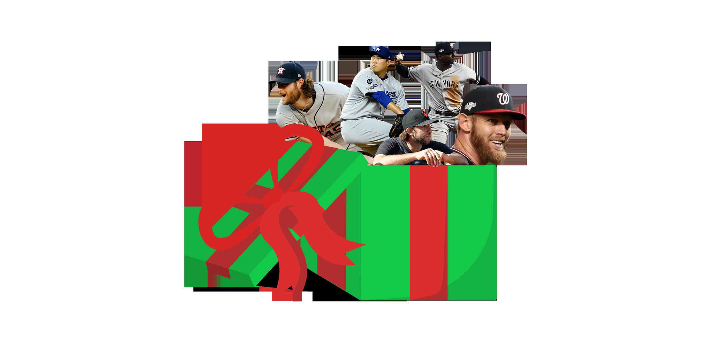 MLB holiday gift guide 2019