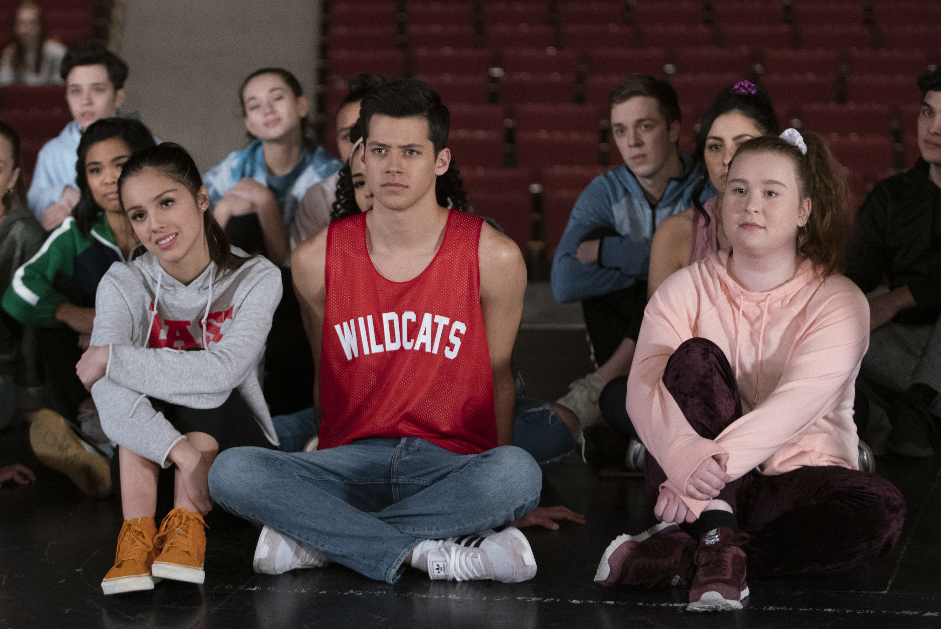 Yes, High School Musical: The Musical: The Series is for adults