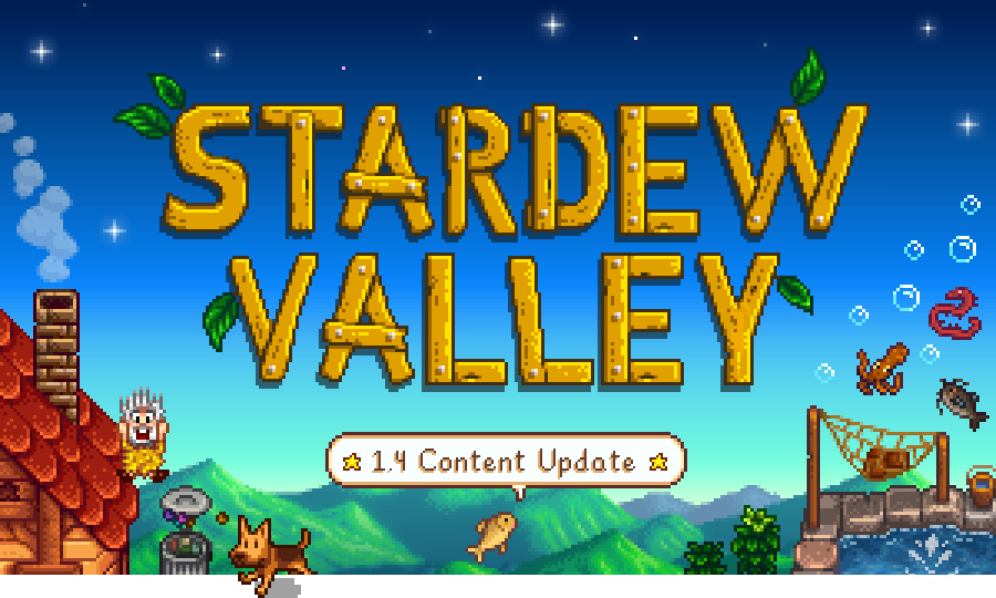 Stardew Valley gets a big endgame patch at the end of November