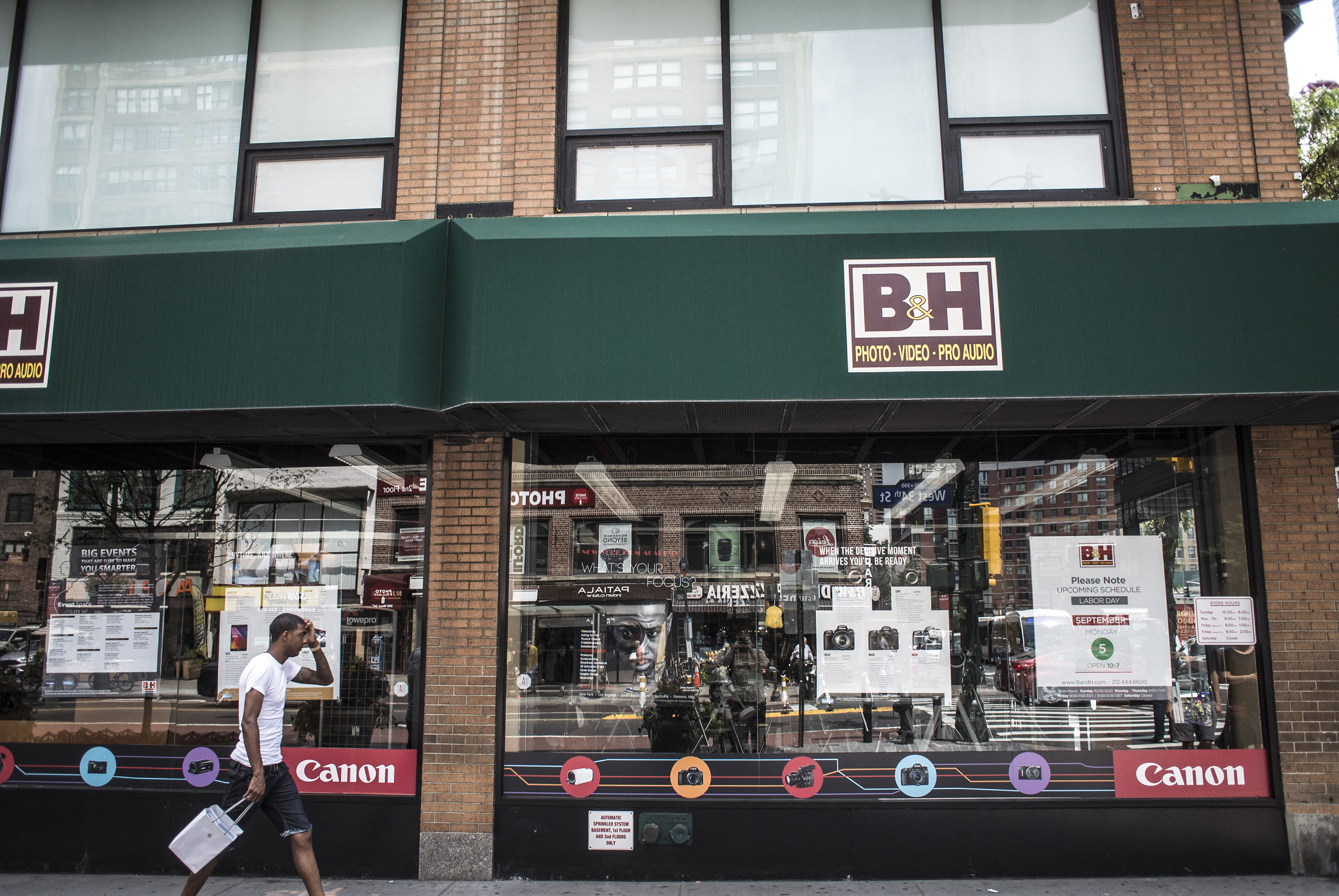 B&H store Archive