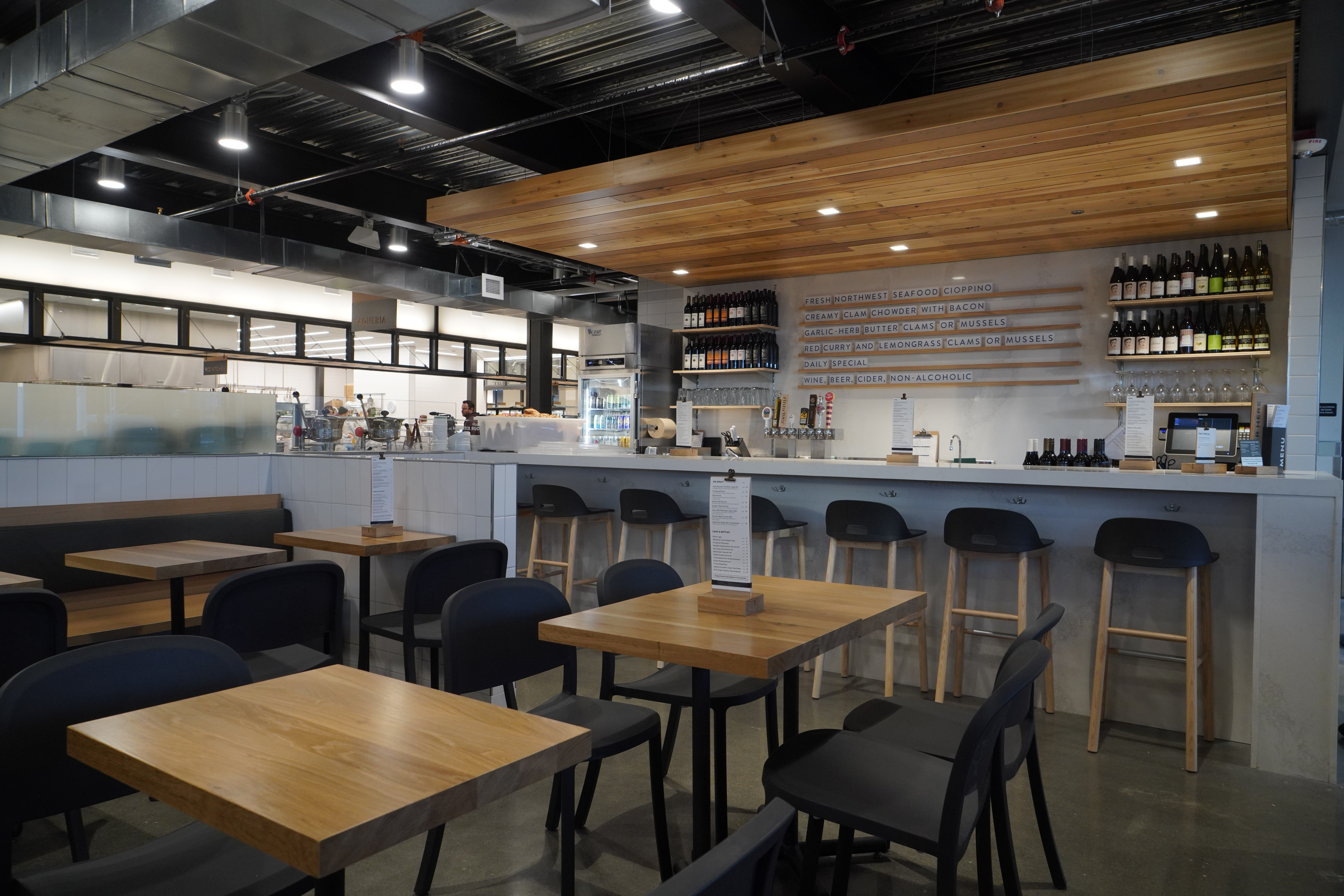 Fancy Grocery Store PCC Debuts Its First Fast Casual Restaurant in Ballard