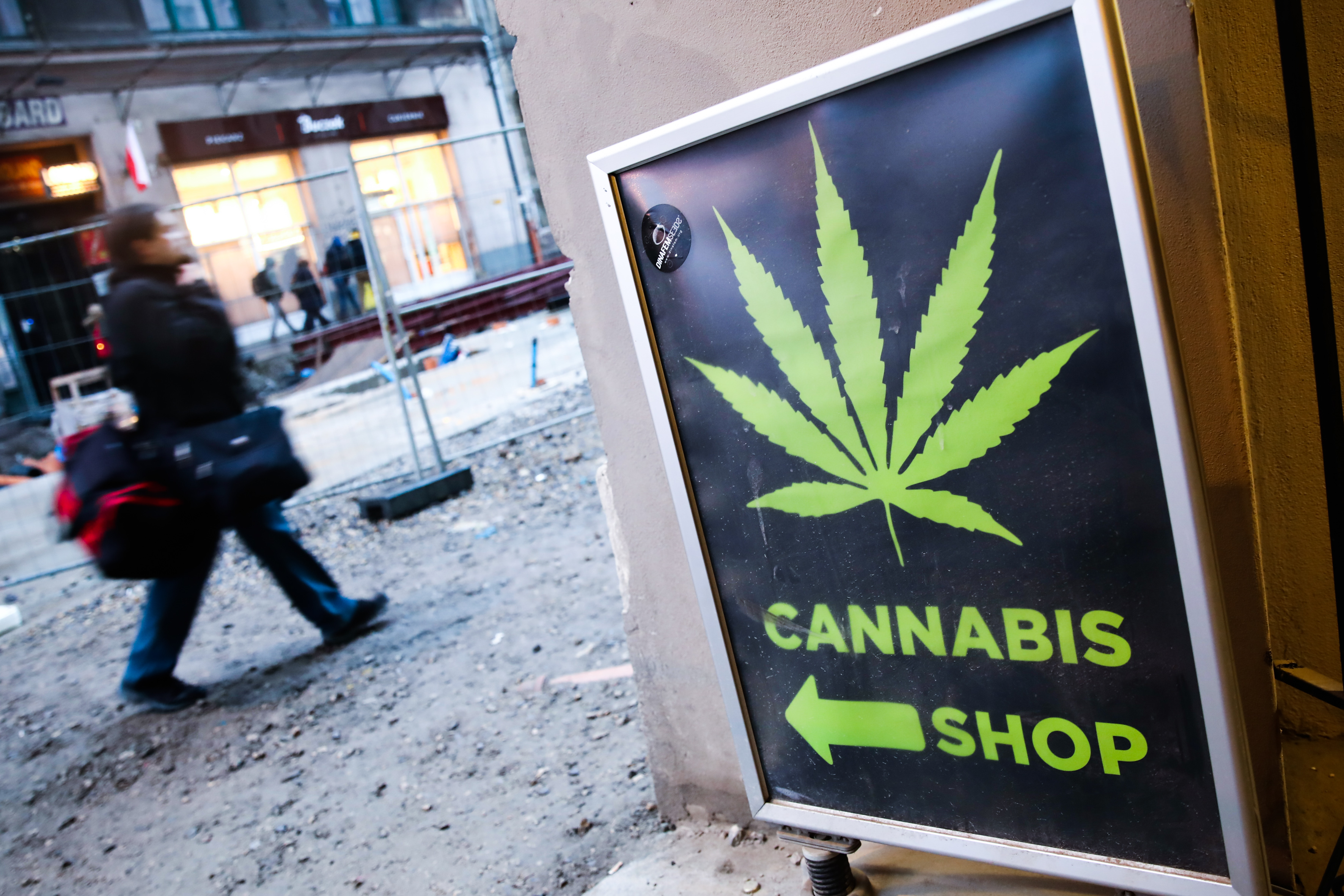 Support for marijuana legalization is at an all-time high in a new poll