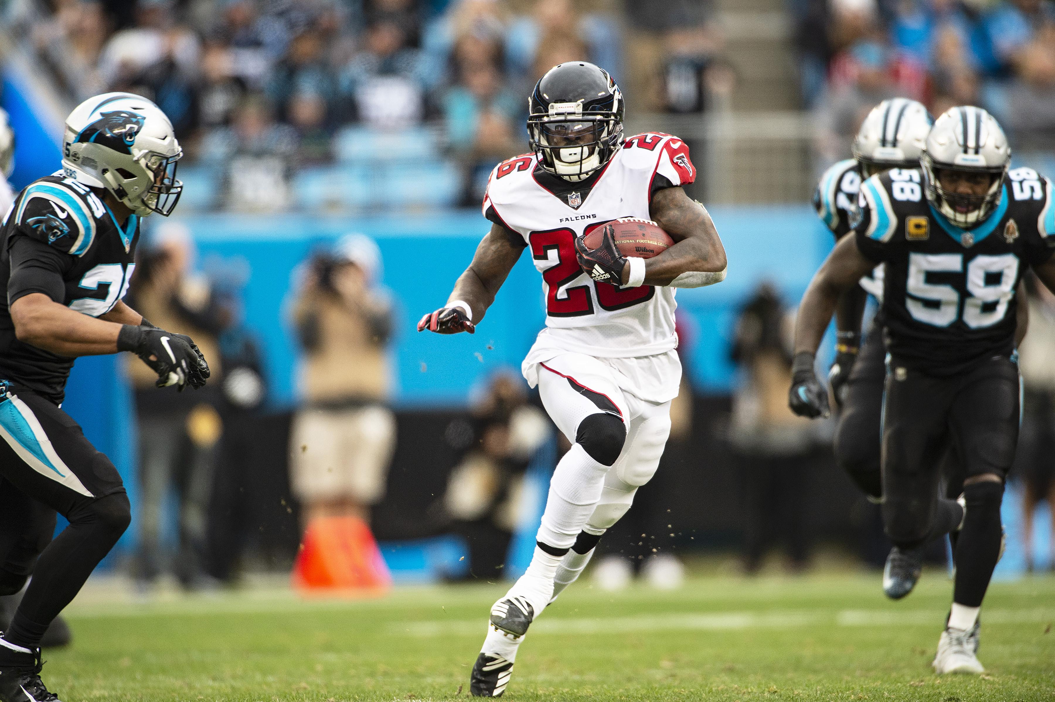 Atlanta Falcons v Carolins Panthers