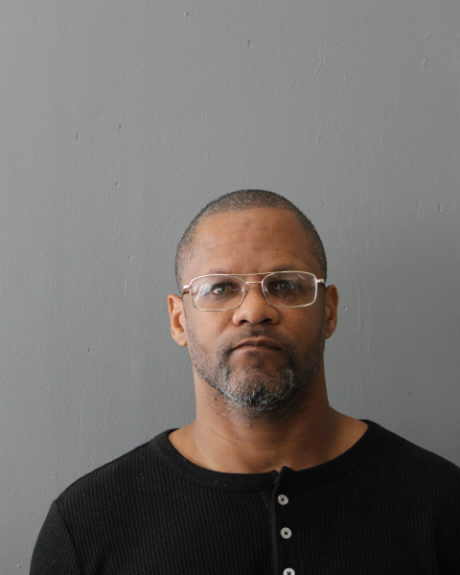 Randy Morgan arrest photo