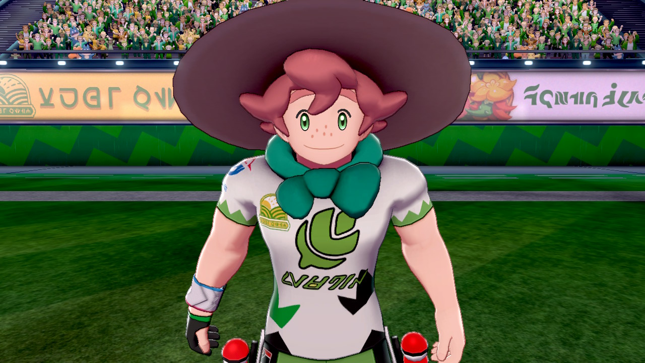 Pokemon Sword and Shield's Turffield gym: Guide to beating Milo