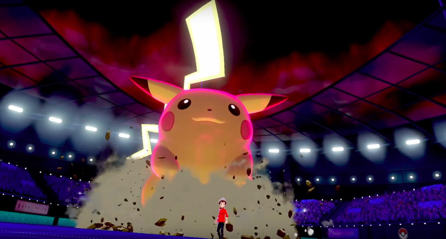 Pokémon Sword and Shield guide: Where to find Gigantamax Pikachu and Eevee