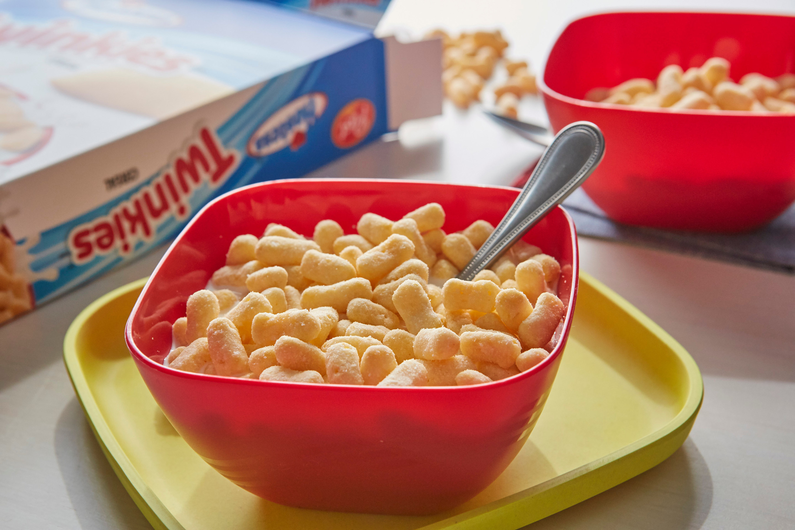 Post Hostess Twinkies Cereal is coming soon to a cereal bowl near you.