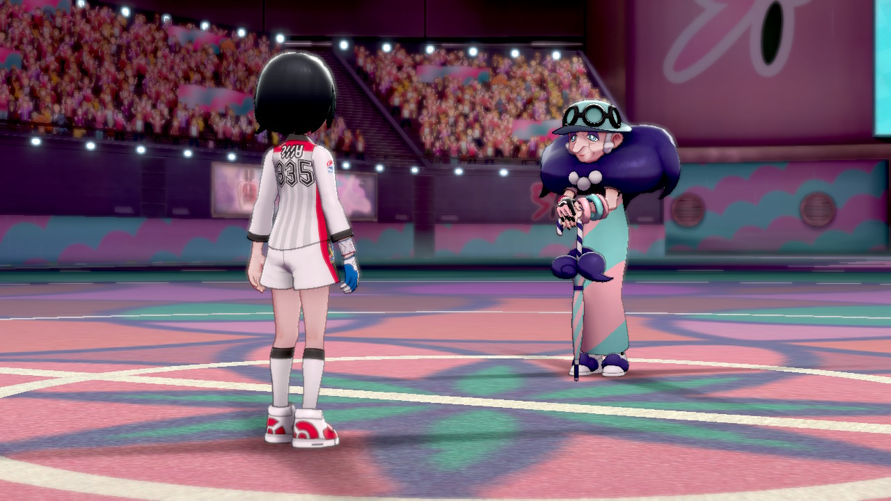 Pokemon Sword and Shield's Ballonlea gym: Guide to beating Opal