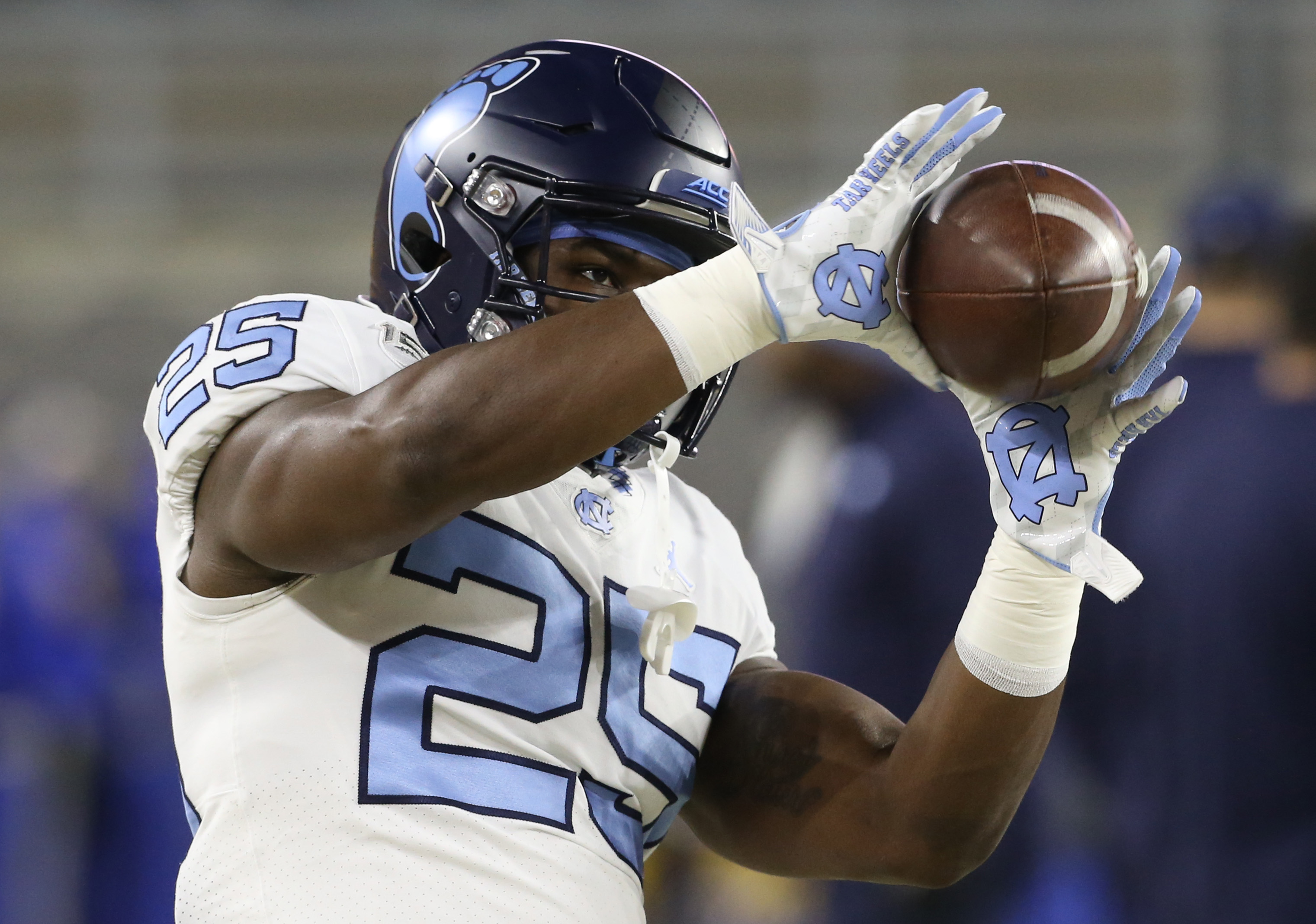 NCAA Football: North Carolina at Pittsburgh