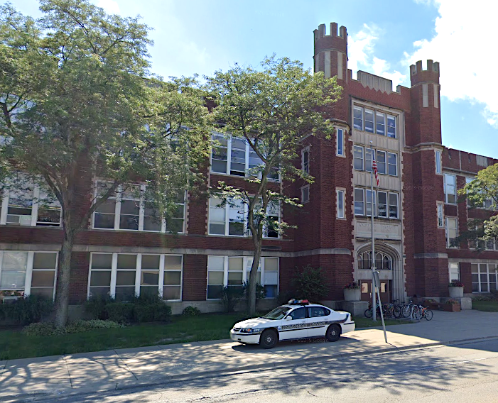 Two students were stabbed Nov. 14, 2019, inside Waukegan High School's Washington Campus.