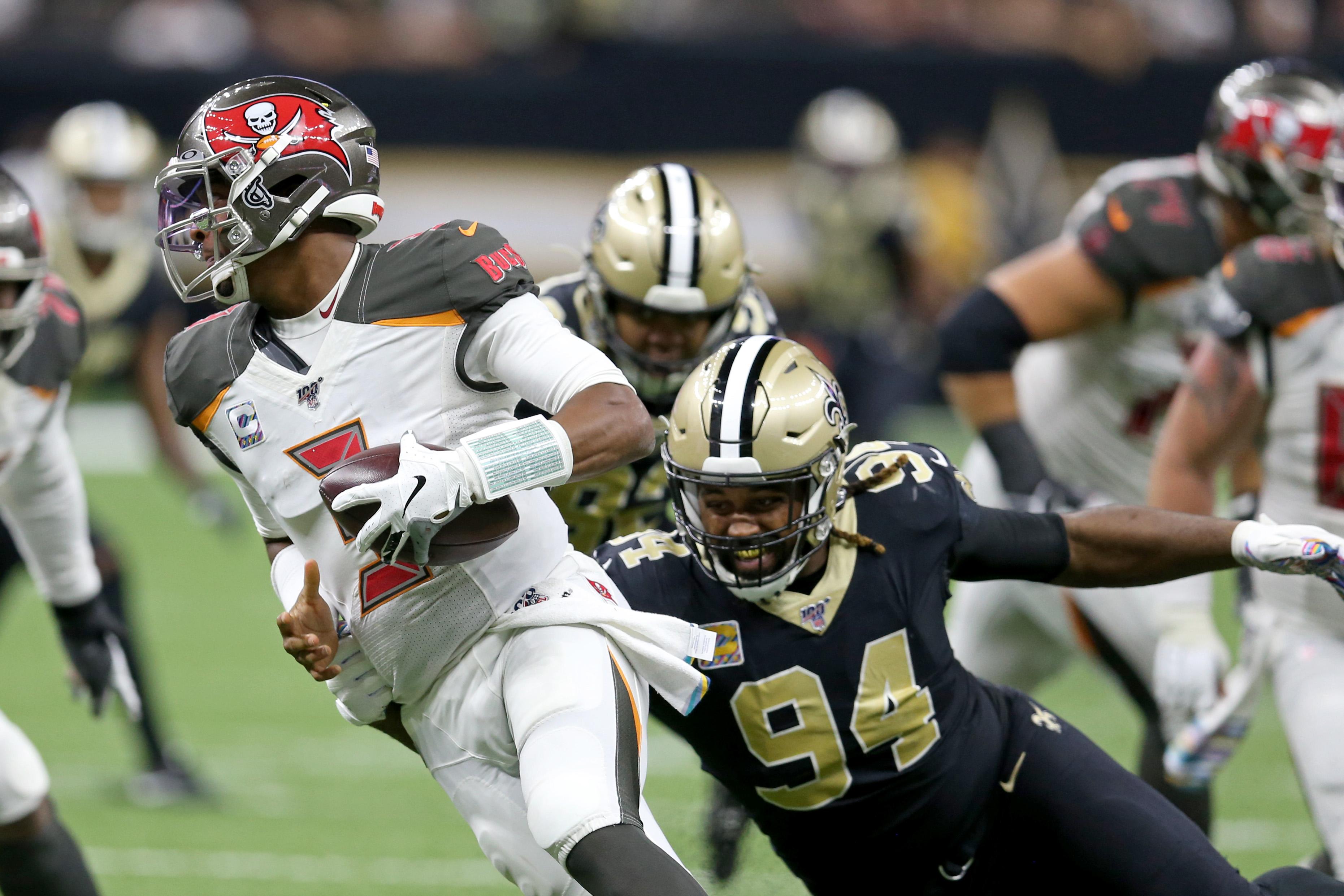 NFL: Tampa Bay Buccaneers at New Orleans Saints