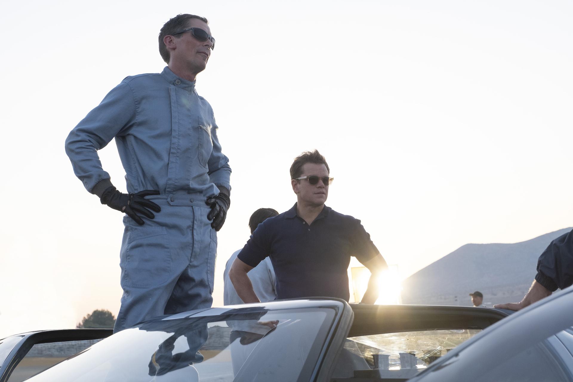 Ford v Ferrari is an exhilarating, joyful high-speed ride