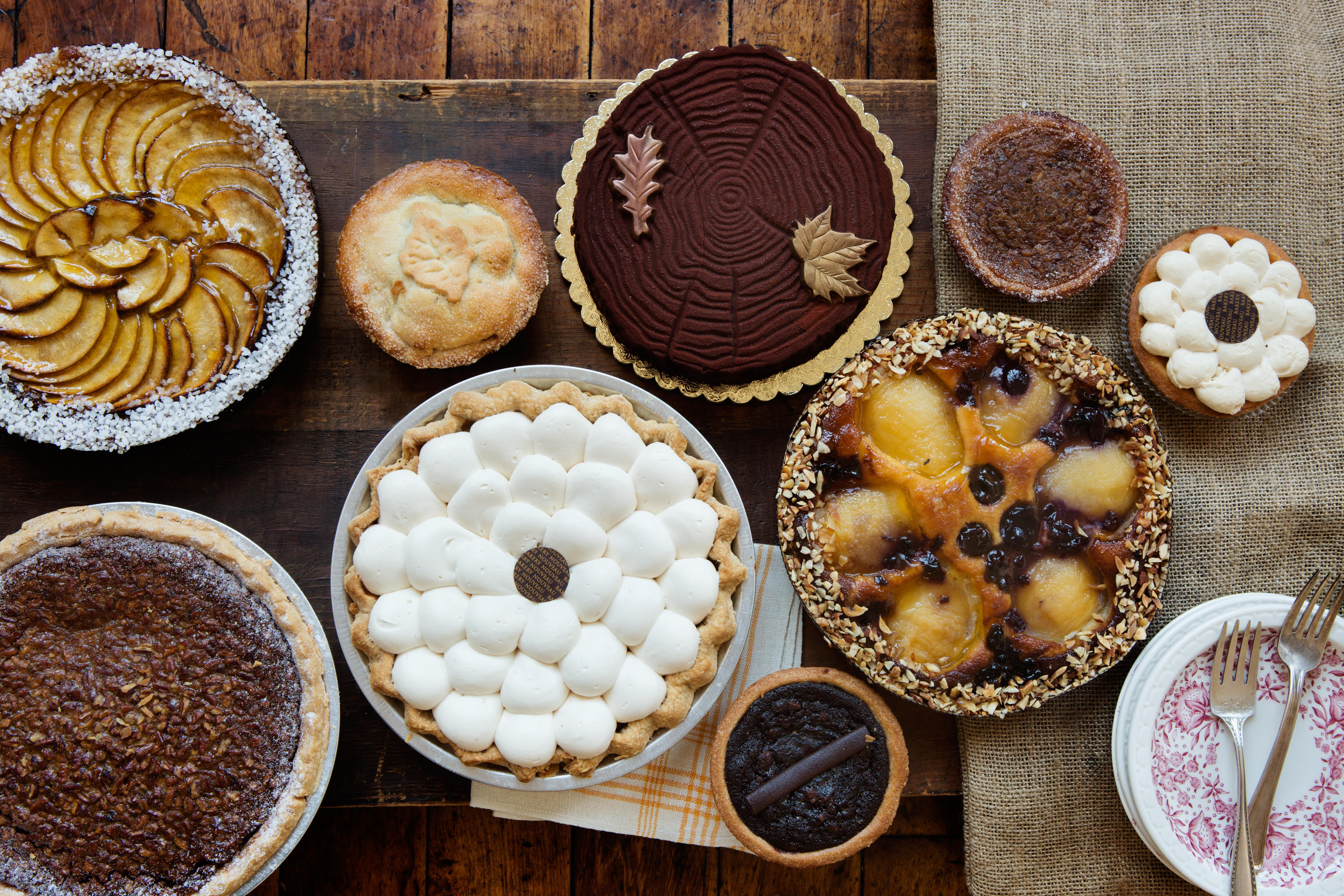 Where to Order Thanksgiving Food Takeout in Seattle, for Hosts and Guests Alike