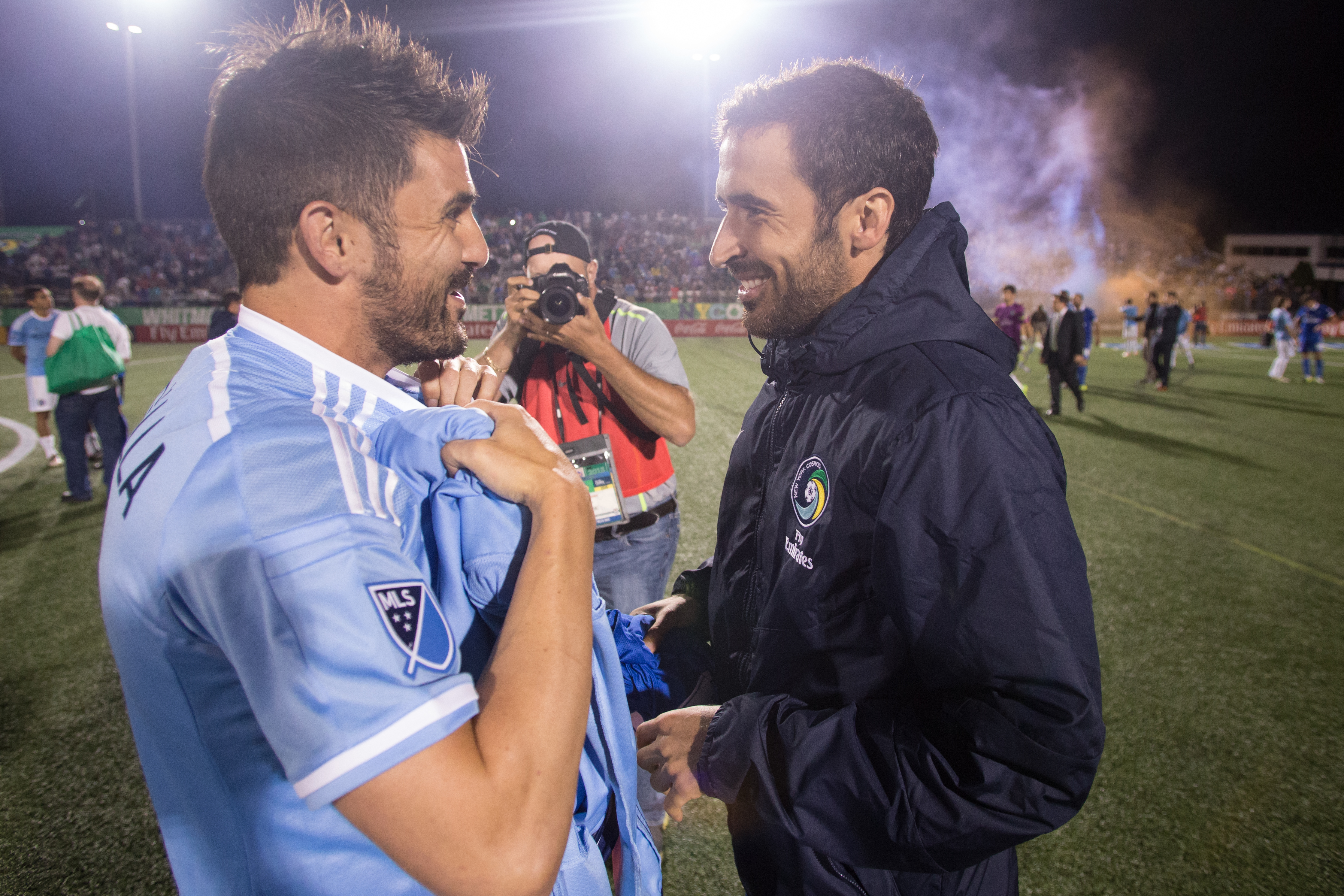 Soccer, 2015 Lamar Hunt U.S. Open Cup Fourth Round, New York City FC vs NY Cosmos