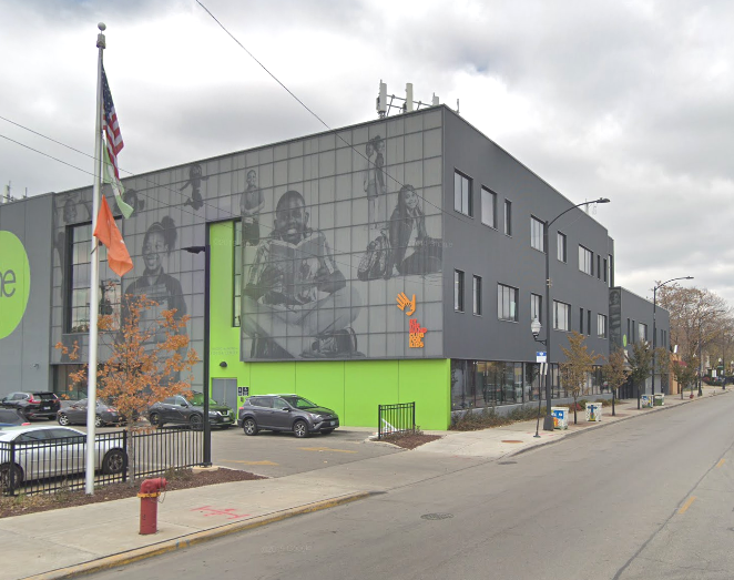A man was shot to death Nov. 15, 2019, outside Moving Everest Charter School.