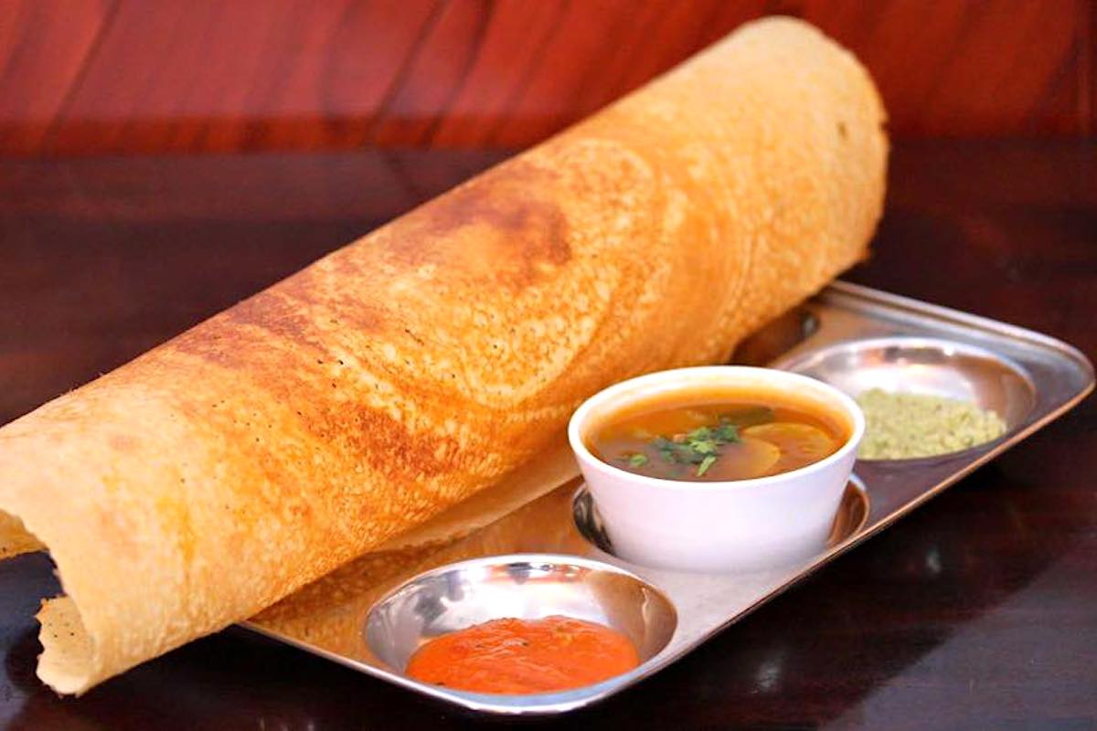 Go on a Breakfast Dosa Crawl in Tooting This Weekend