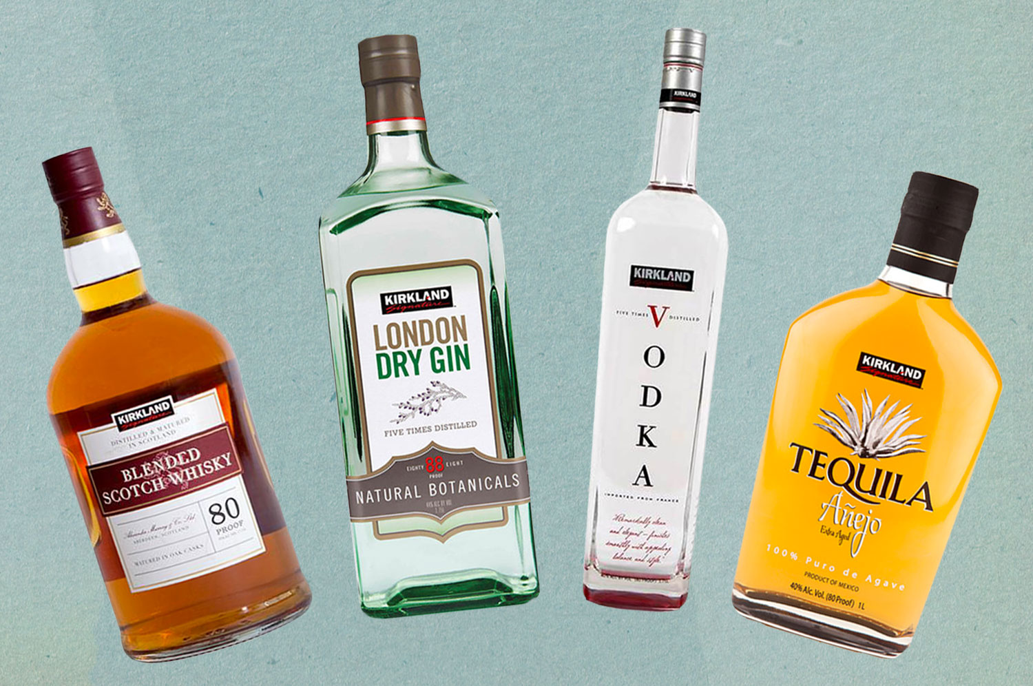 What Booze Is Worth Buying at Costco?
