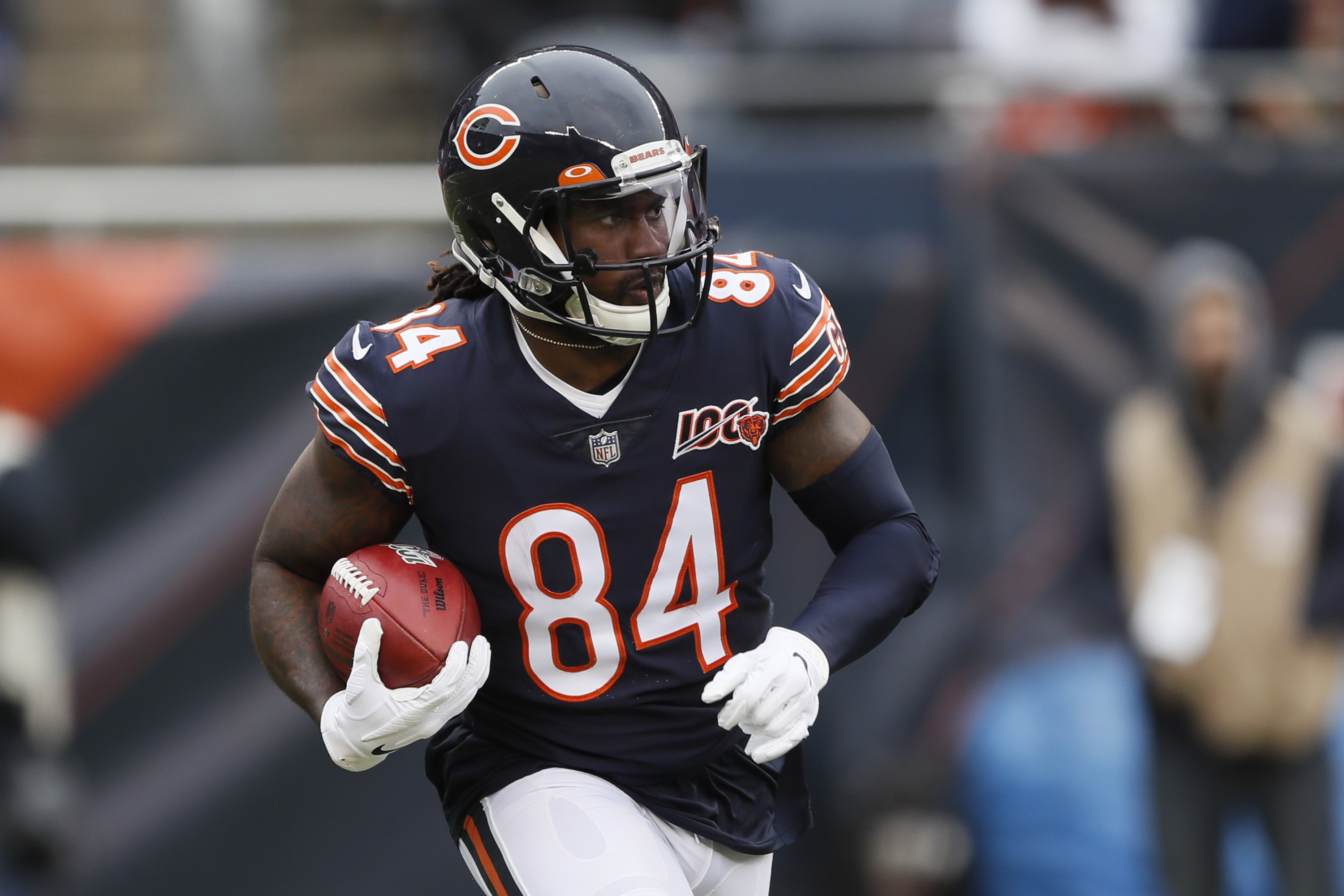 Cordarrelle Patterson as a Bears tight end? Why not?