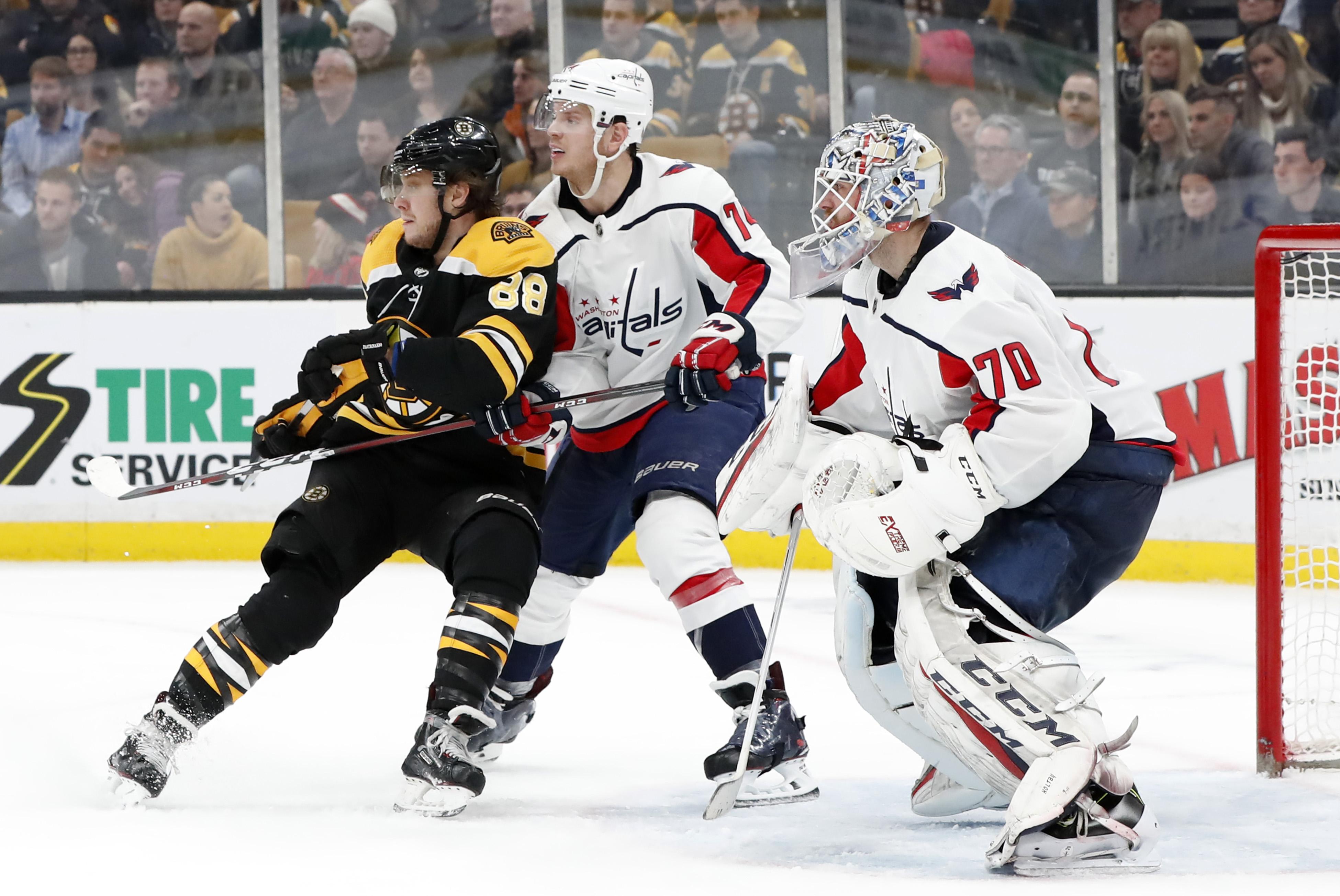 NHL: JAN 10 Capitals at Bruins