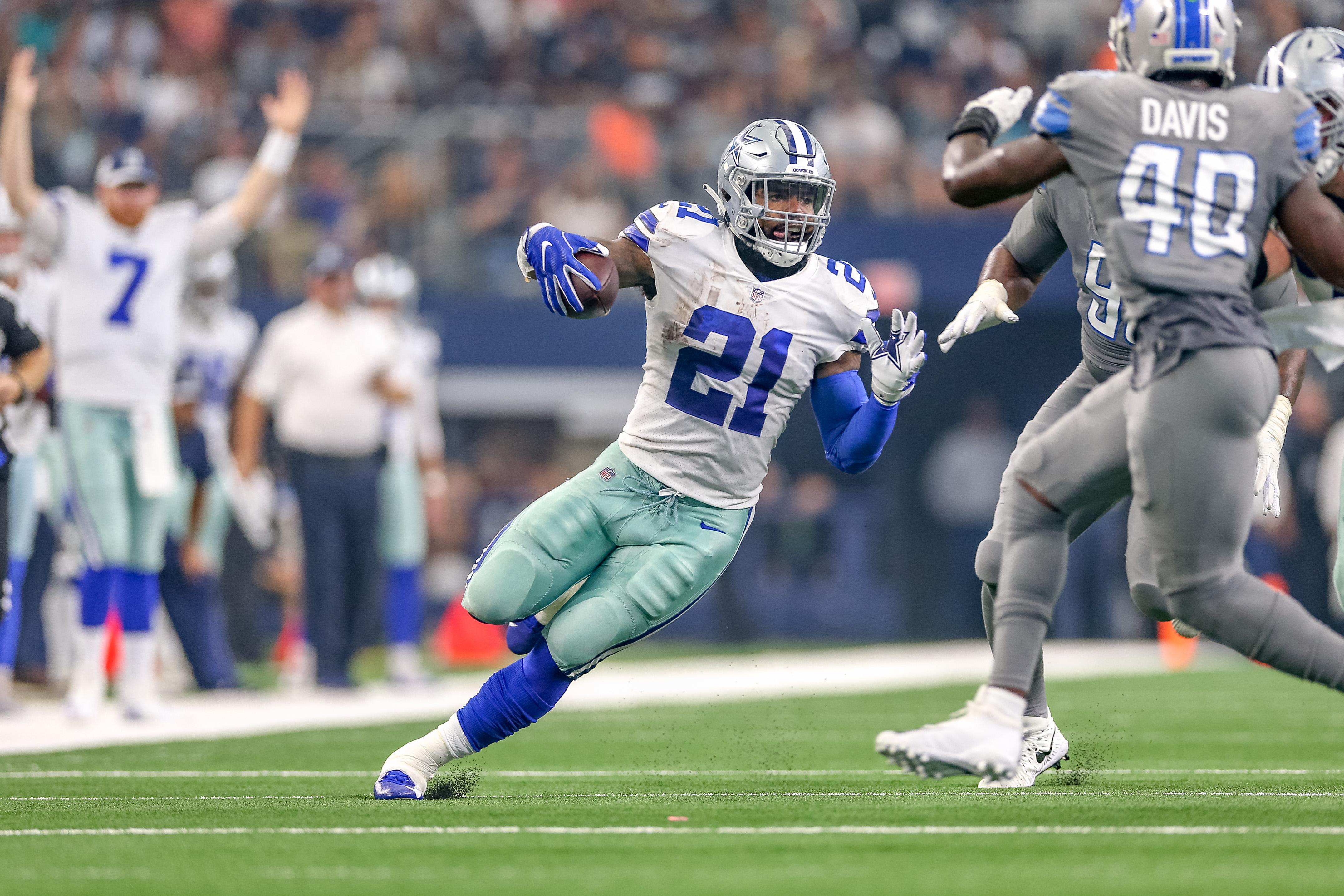 NFL: SEP 30 Lions at Cowboys