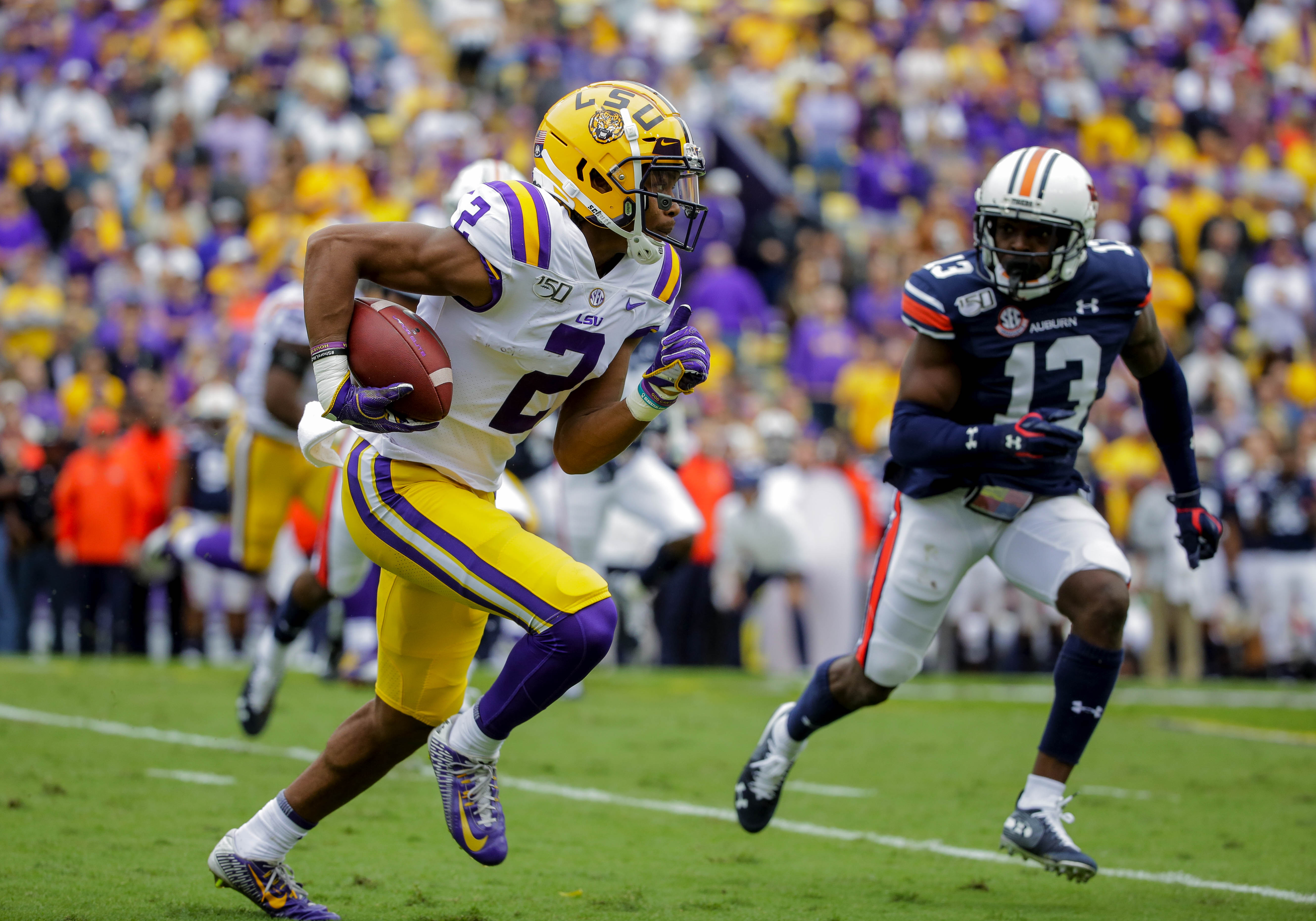 NCAA Football: Auburn at Louisiana State