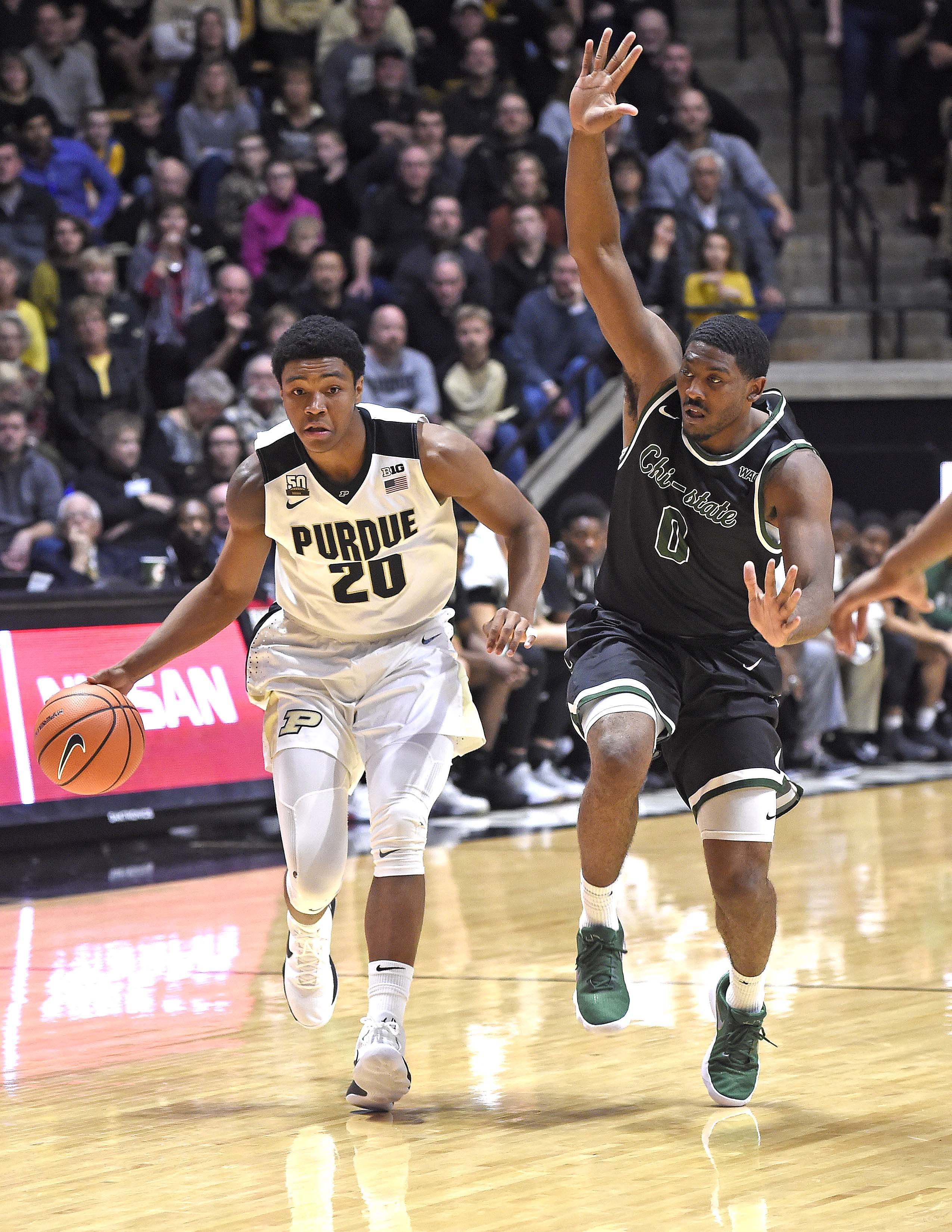 NCAA Basketball: Chicago State at Purdue