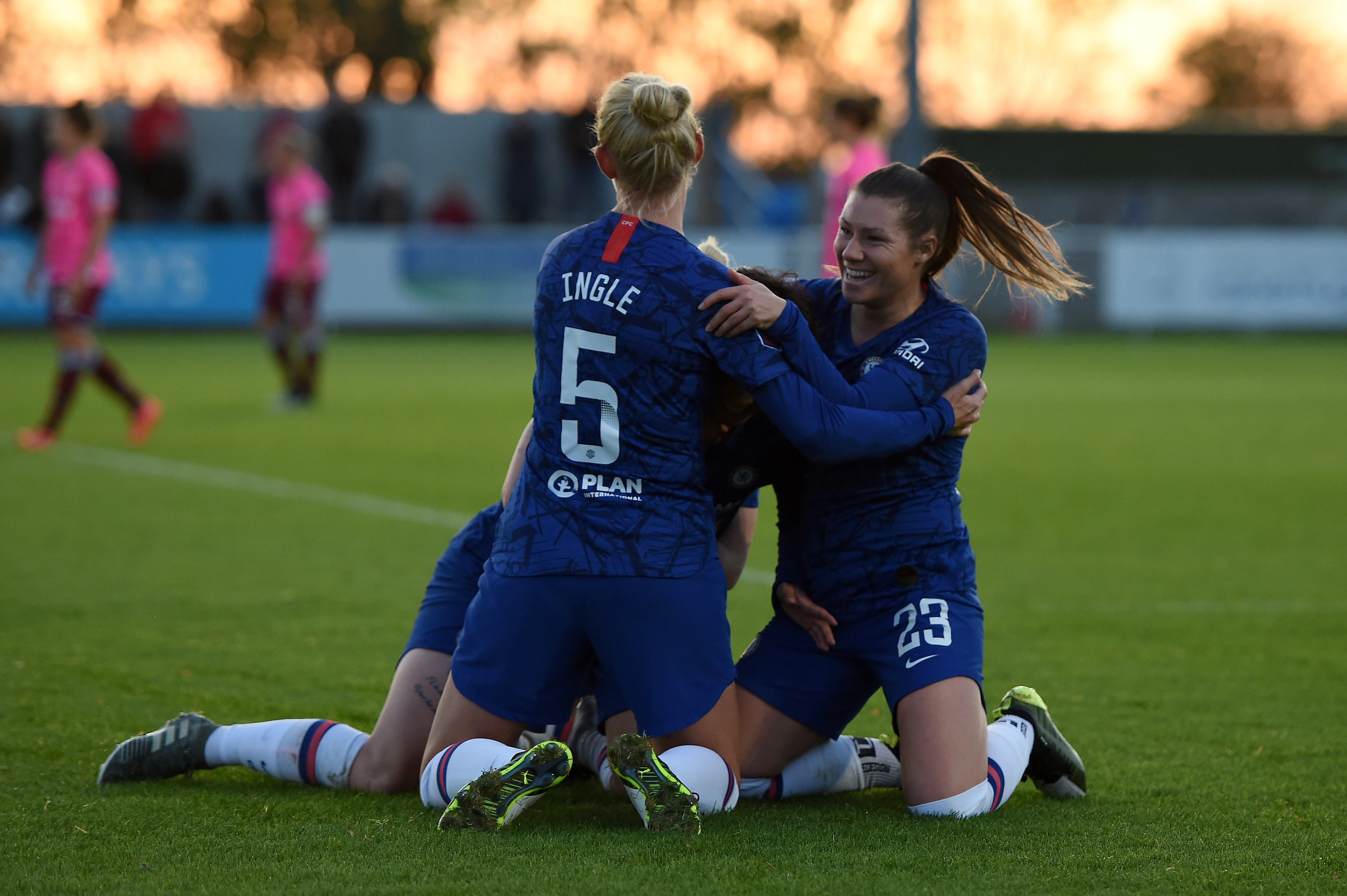 West Ham United v Chelsea - Barclays FA Women's Super League