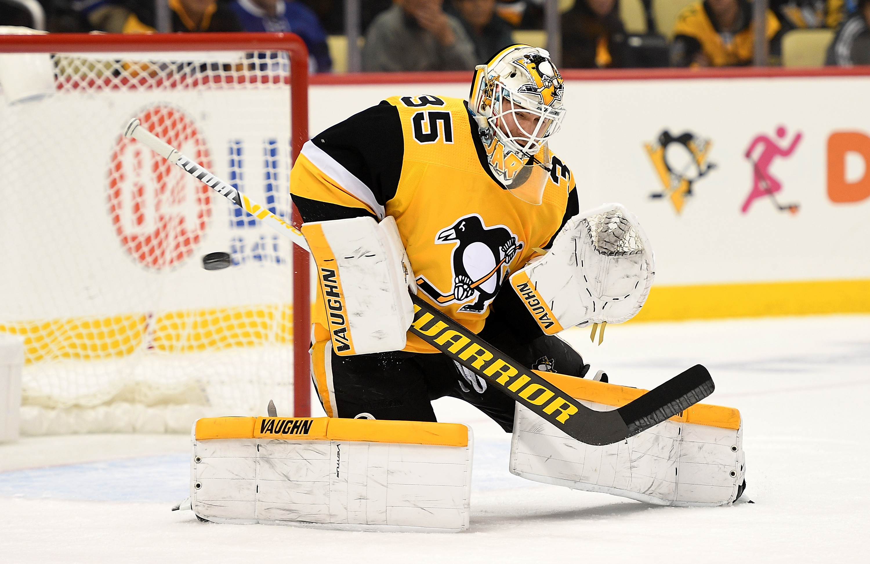 NHL: NOV 16 Maple Leafs at Penguins