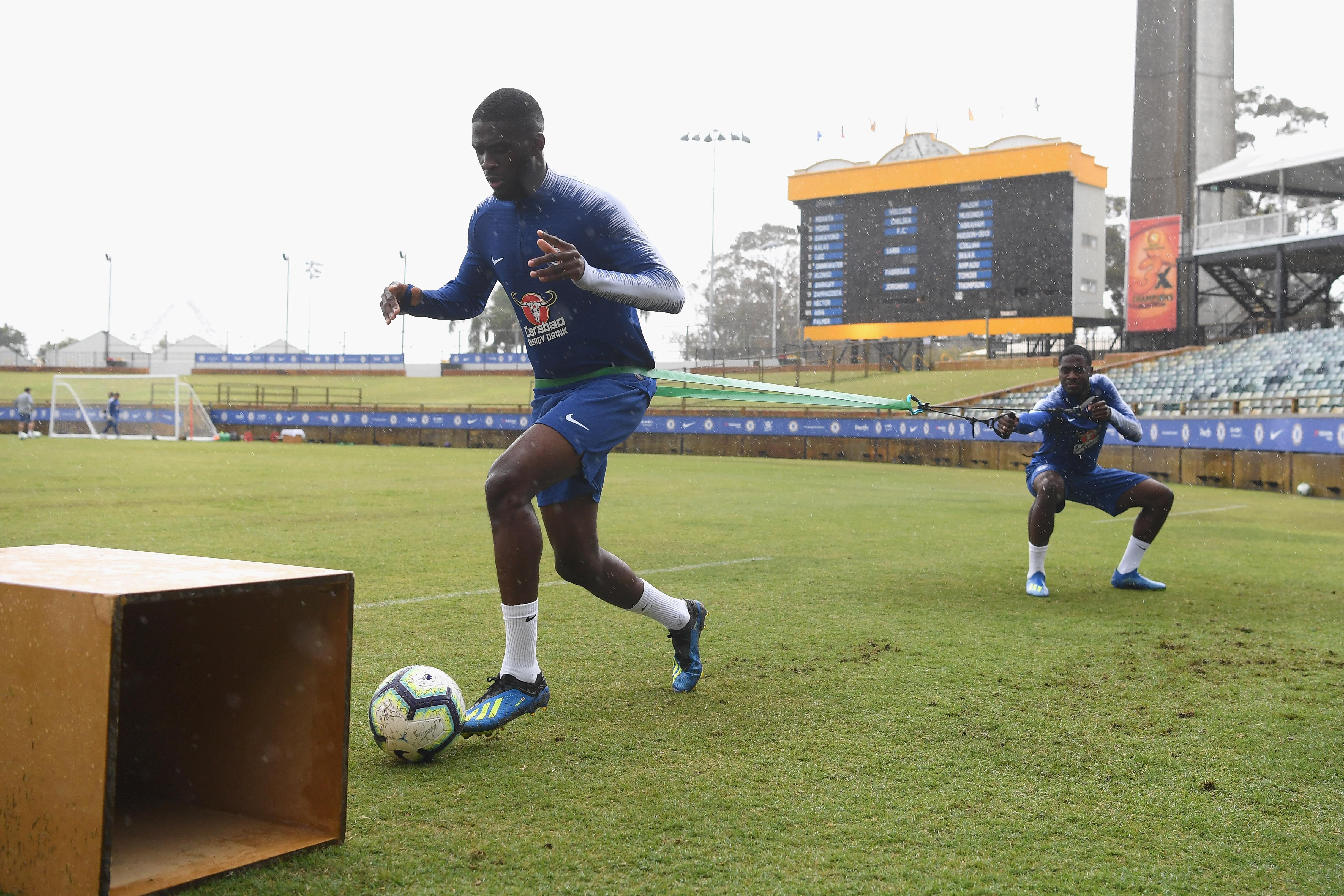 Zola admits mistake made with Fikayo Tomori at Chelsea last season