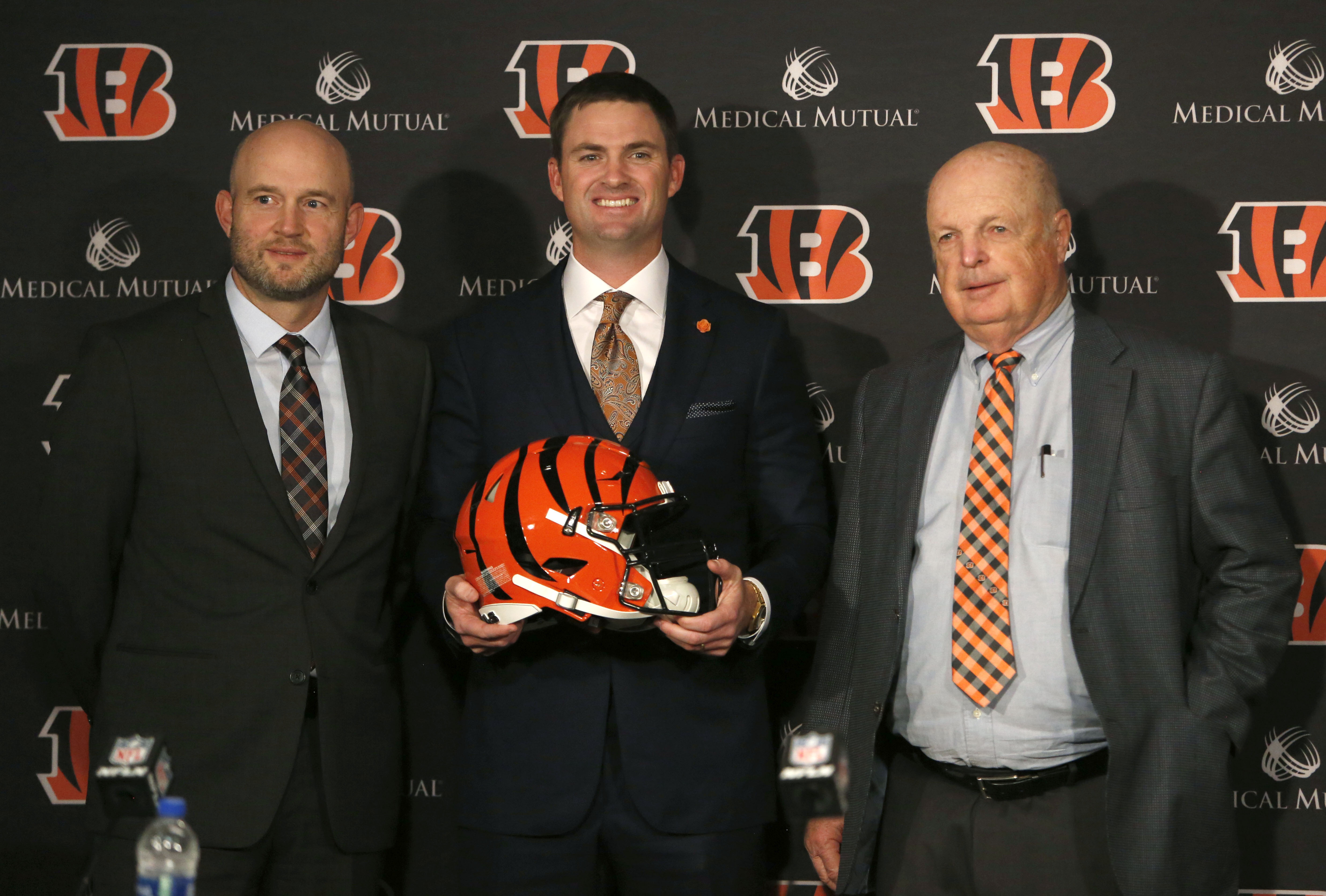 NFL: Cincinnati Bengals-Press Conference