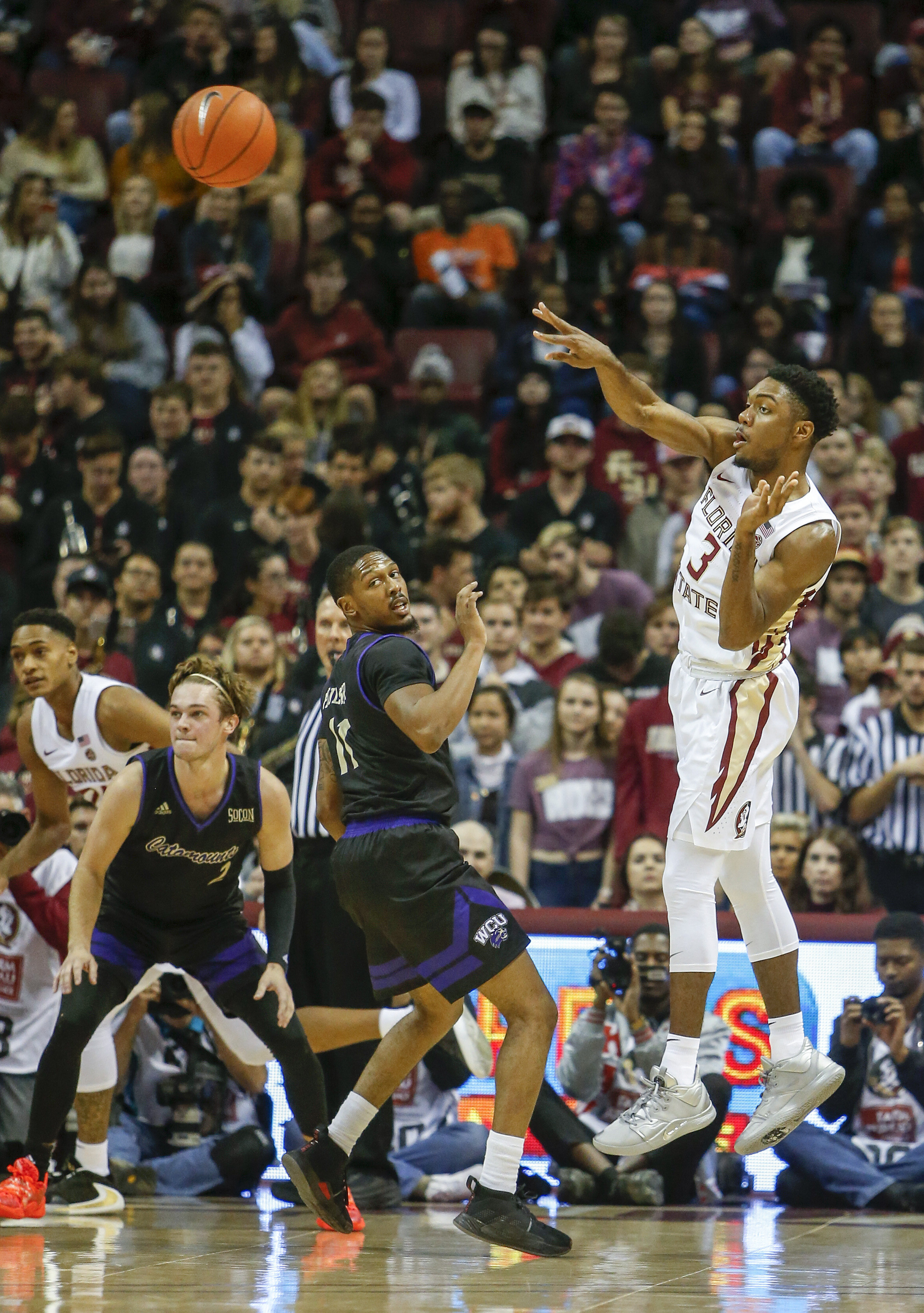 NCAA Basketball: Western Carolina at Florida State