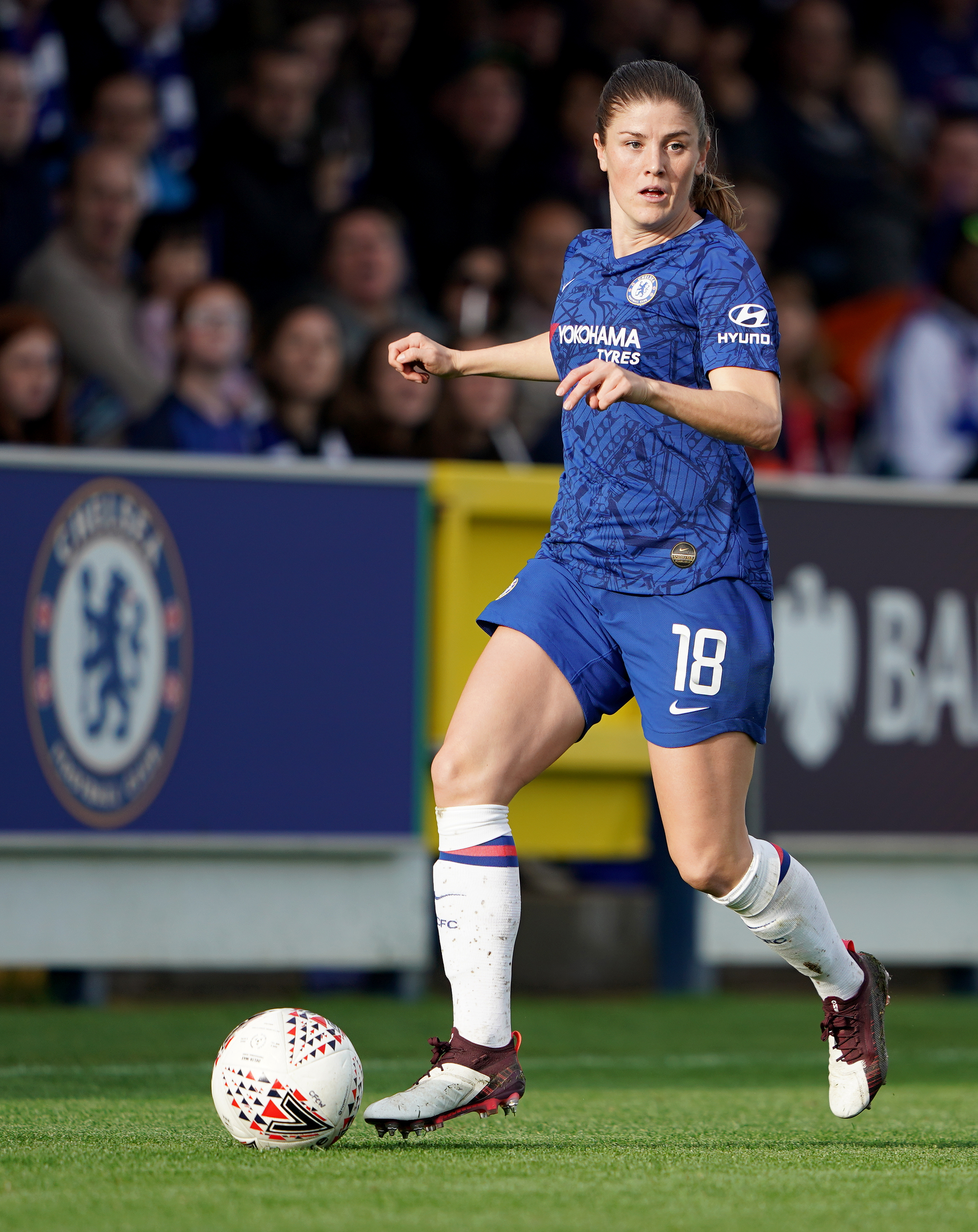 Chelsea Women v Arsenal Women - FA Women's Super League - Kingsmeadow